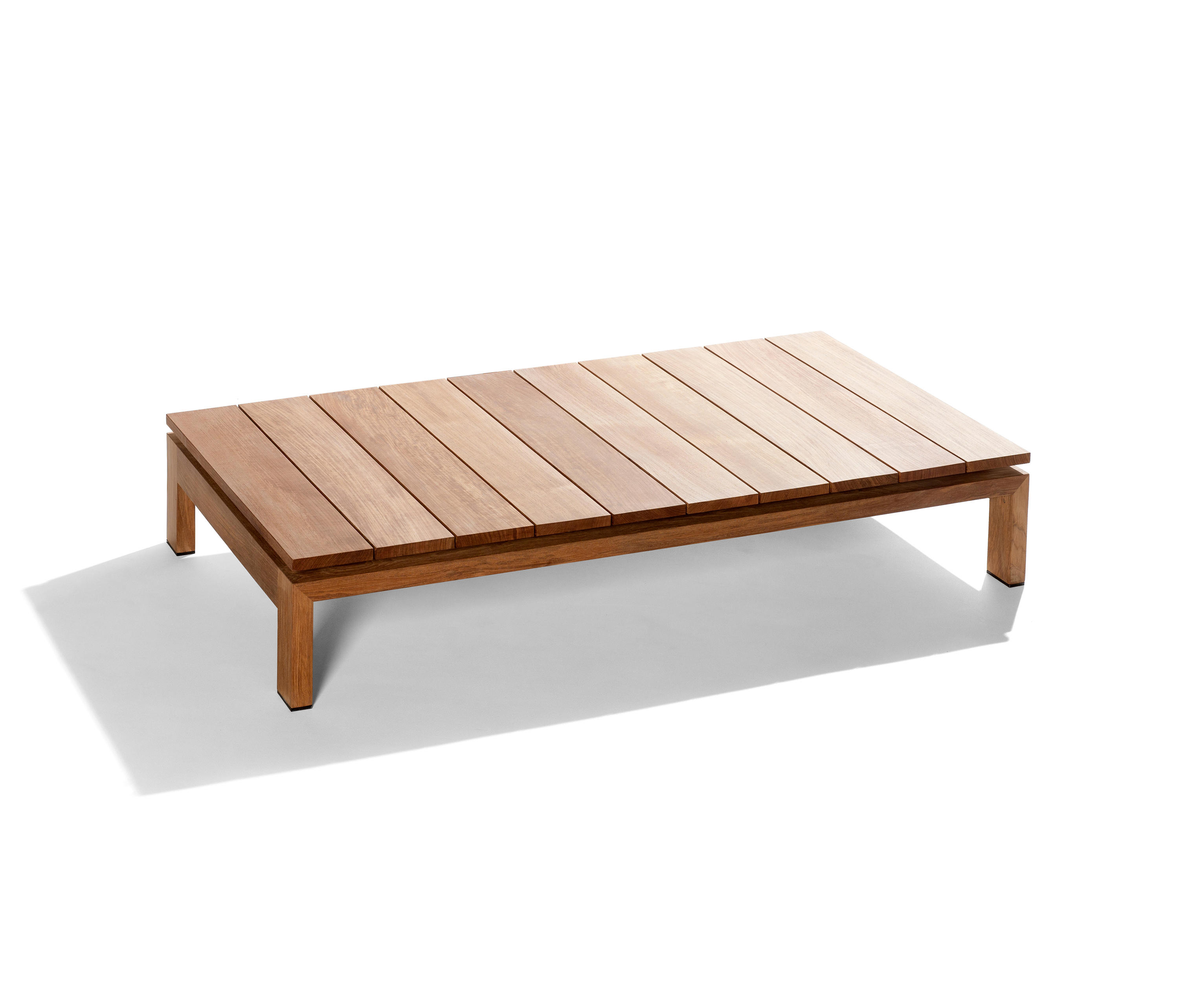 Kos Teak Coffee Table Coffee Tables From Trib Architonic