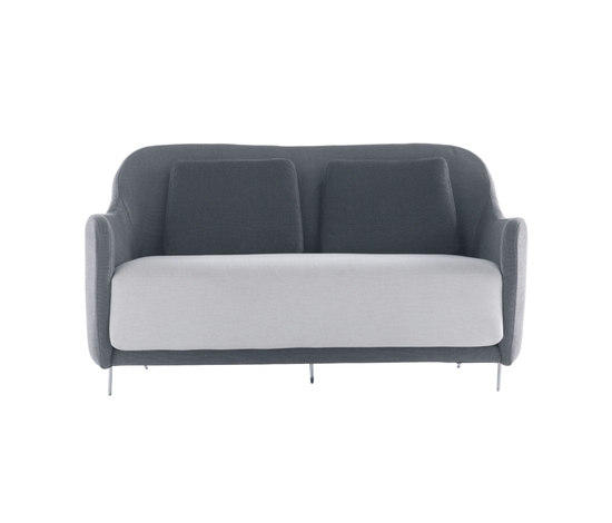 Audrey divan sofas from koo international architonic for Divan international