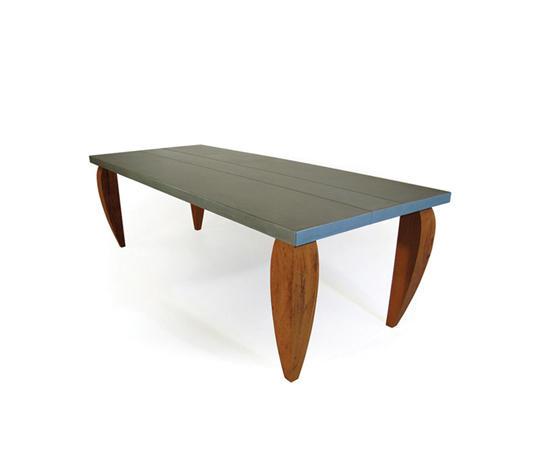 Queen Class Zinc Restaurant Tables From Zinx Architonic