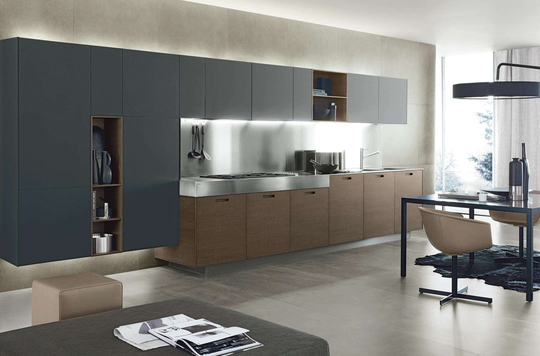 Kyton By Varenna Poliform | Fitted Kitchens