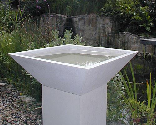 potinara pflanzgef sse von oggi beton architonic. Black Bedroom Furniture Sets. Home Design Ideas