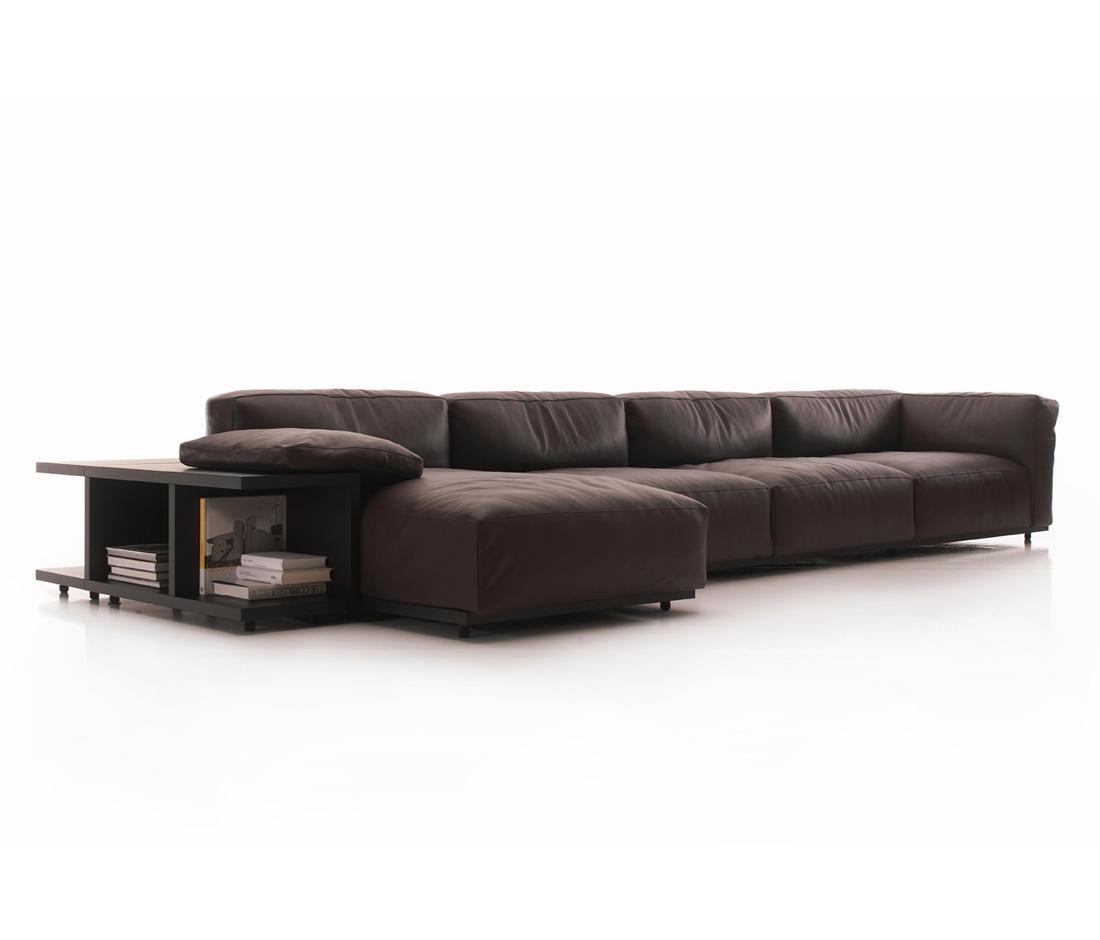265 267 mex canap s de cassina architonic. Black Bedroom Furniture Sets. Home Design Ideas