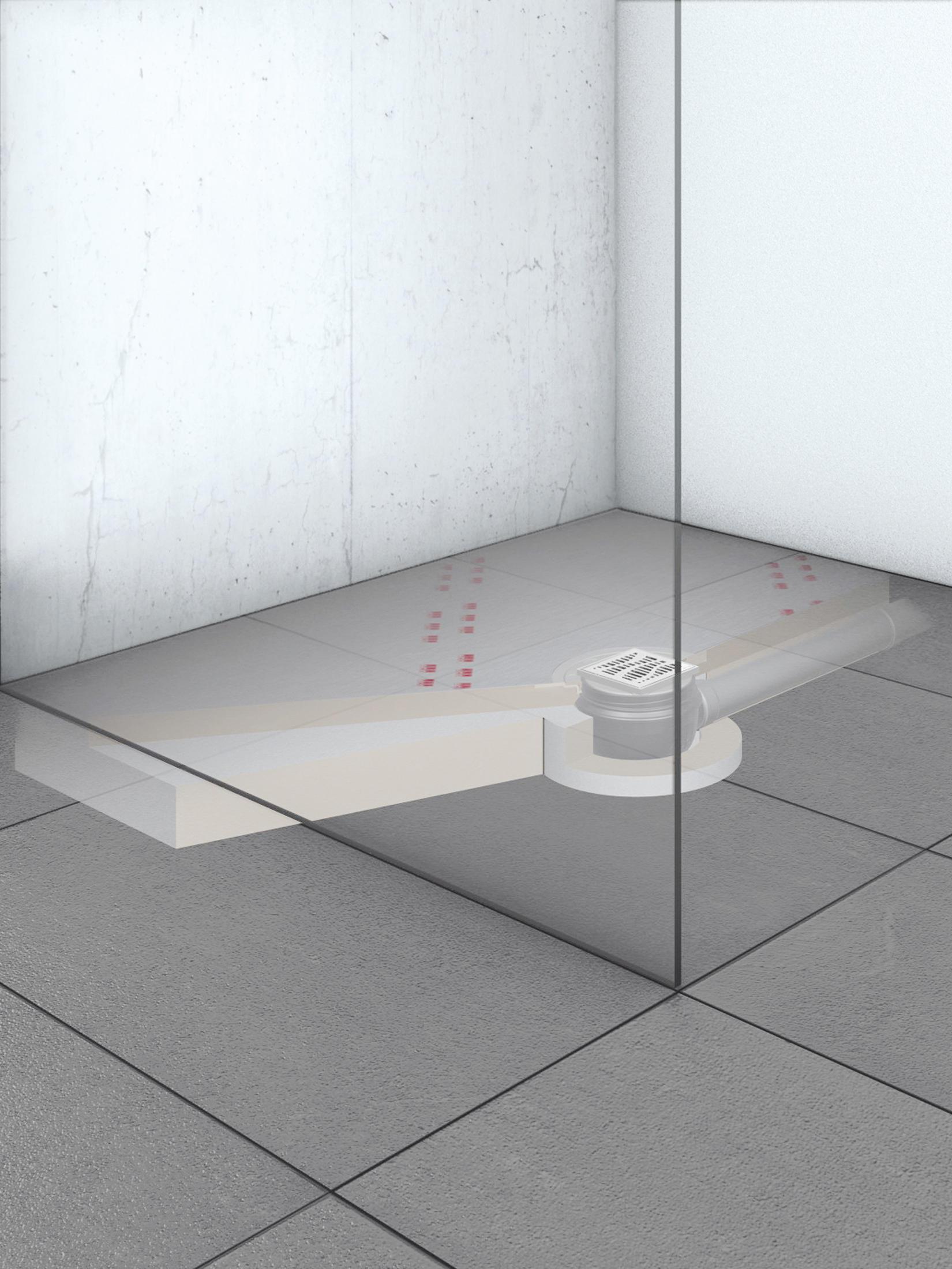 ACO ShowerDrain Badablauf Showerboard By ACO Haustechnik | Plate Drains