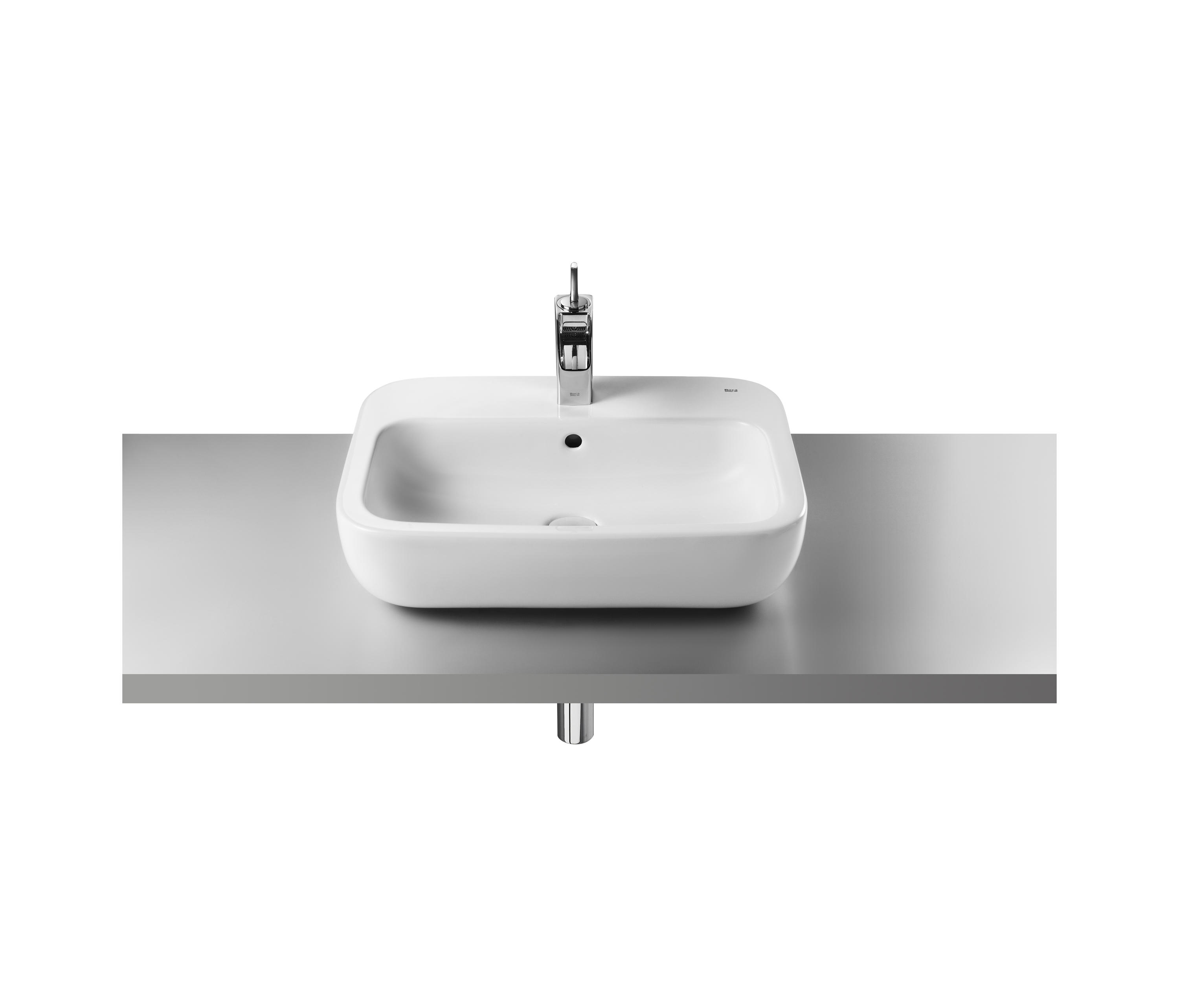 khroma basin by roca vanity units - Roca Wash Basin