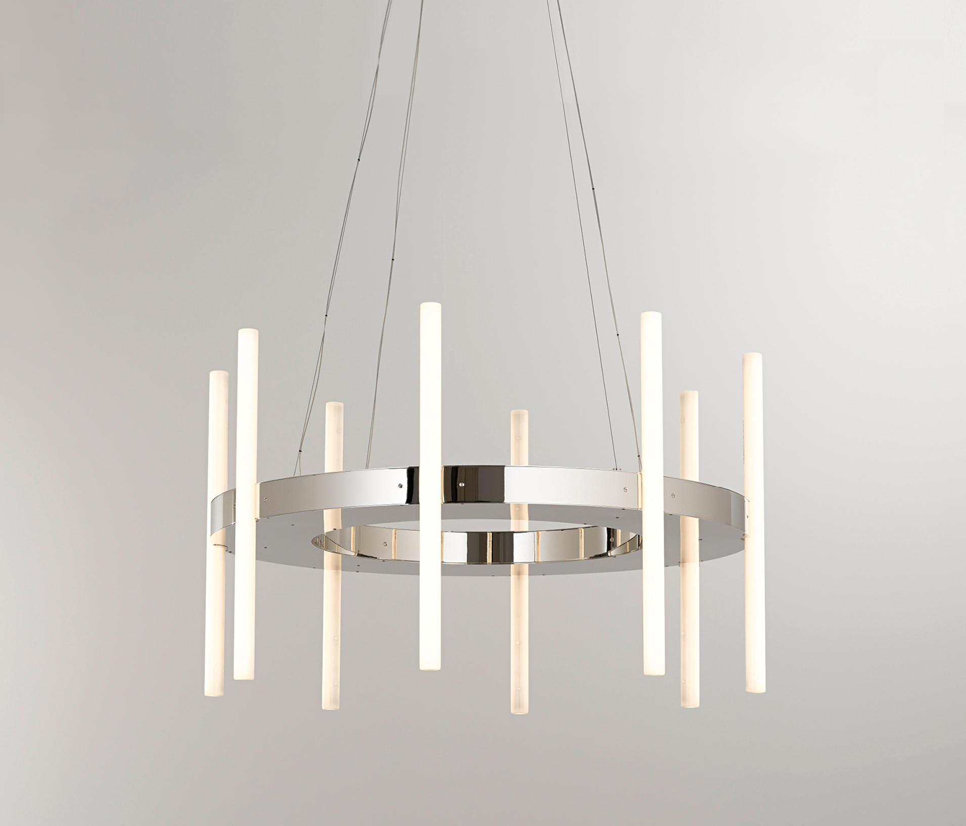 Lis Chandelier Suspended Lights From