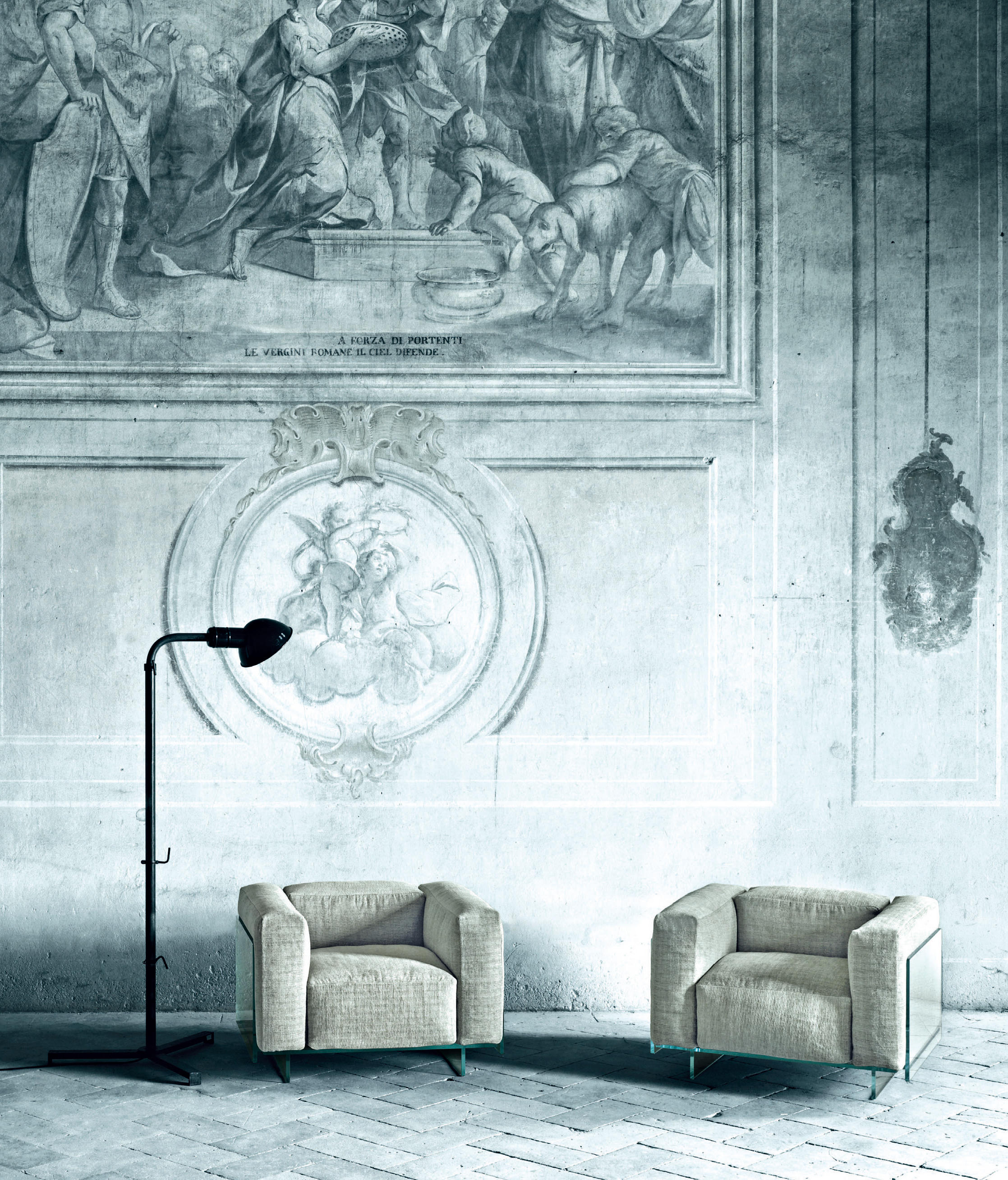 ... Crystal Lounge By Glas Italia   Armchairs
