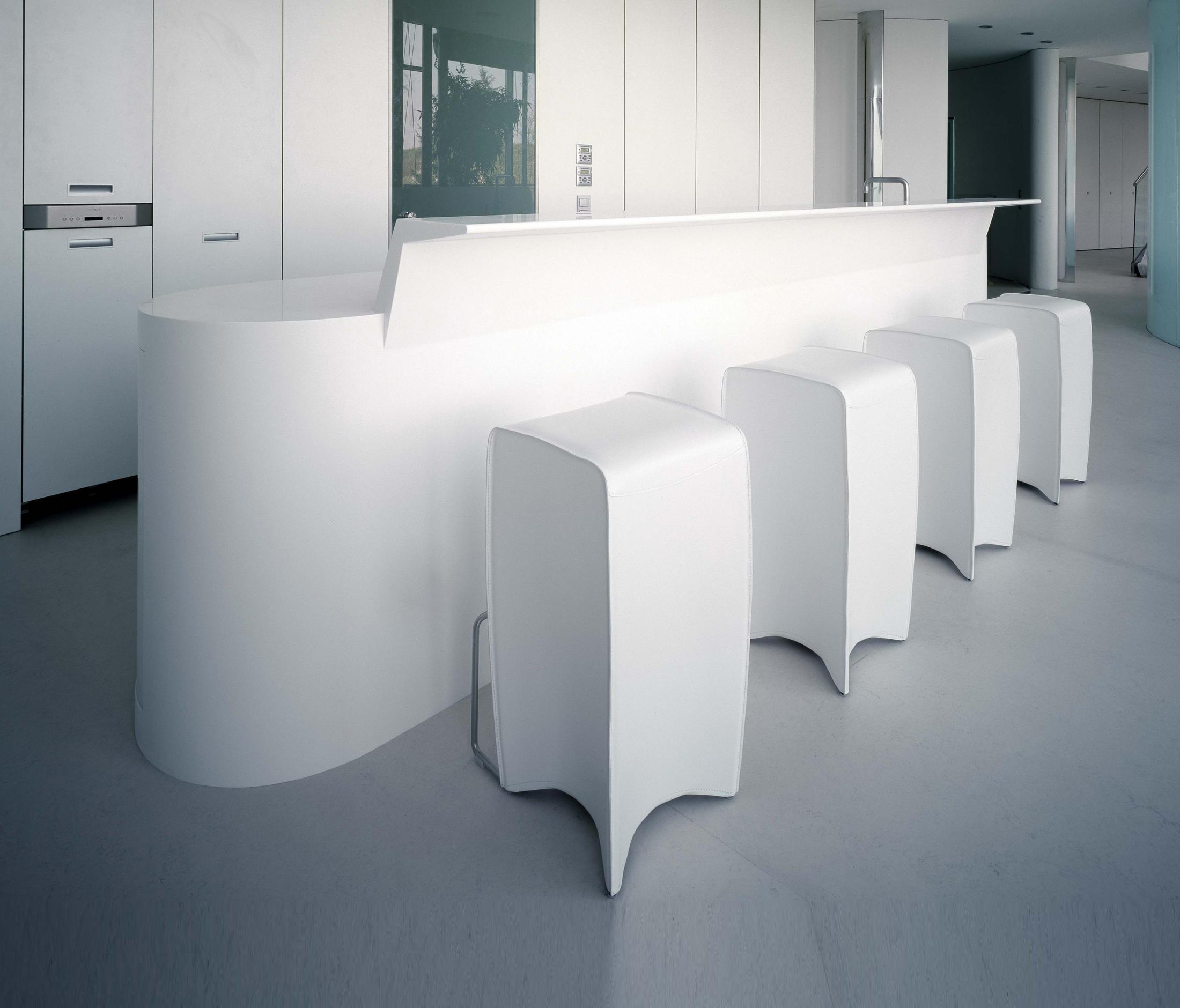 Whiteline Kitchen Von AMOS DESIGN | Einbauküchen