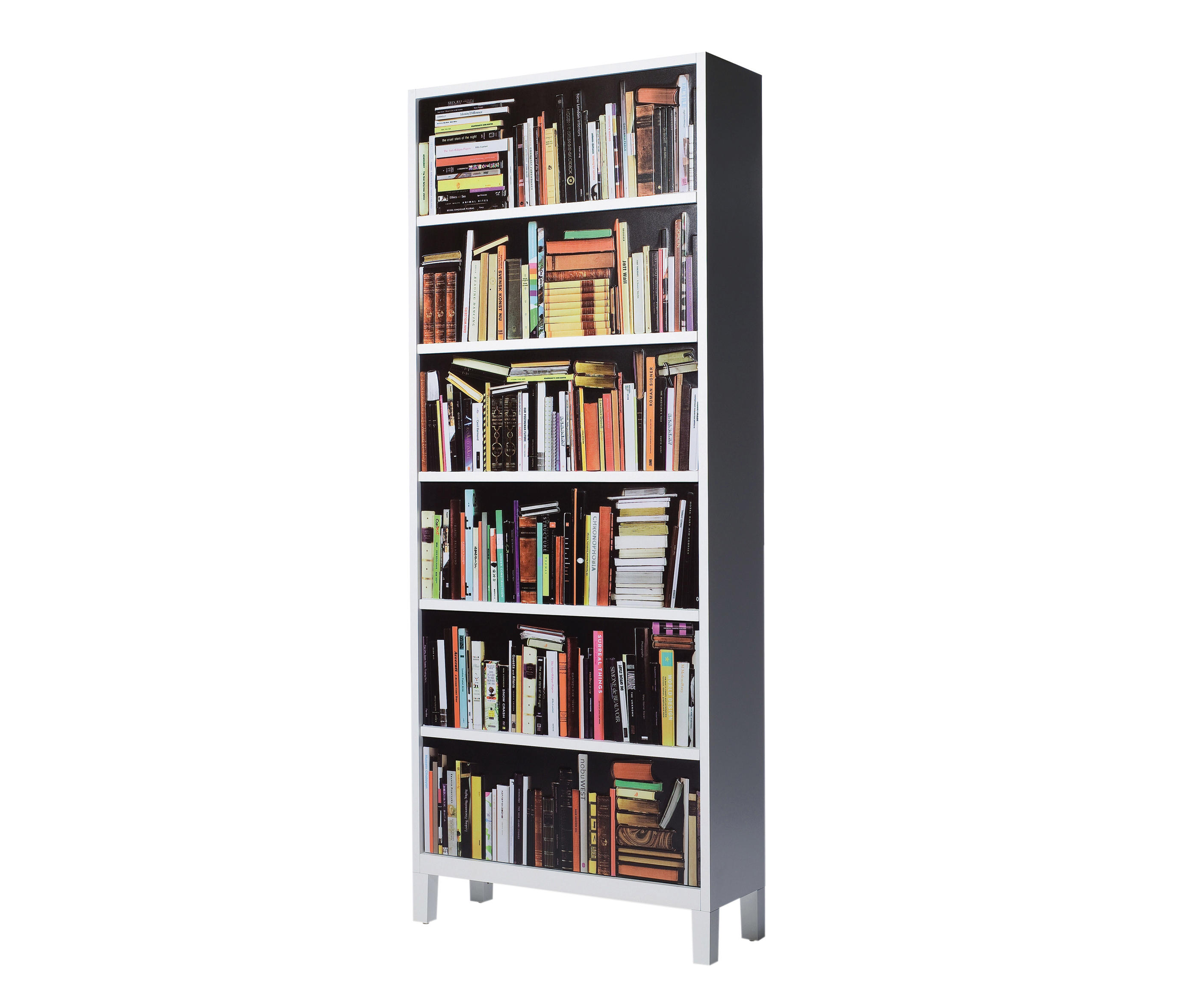 Bookshelf Cupboard By Skitsch Hub Design