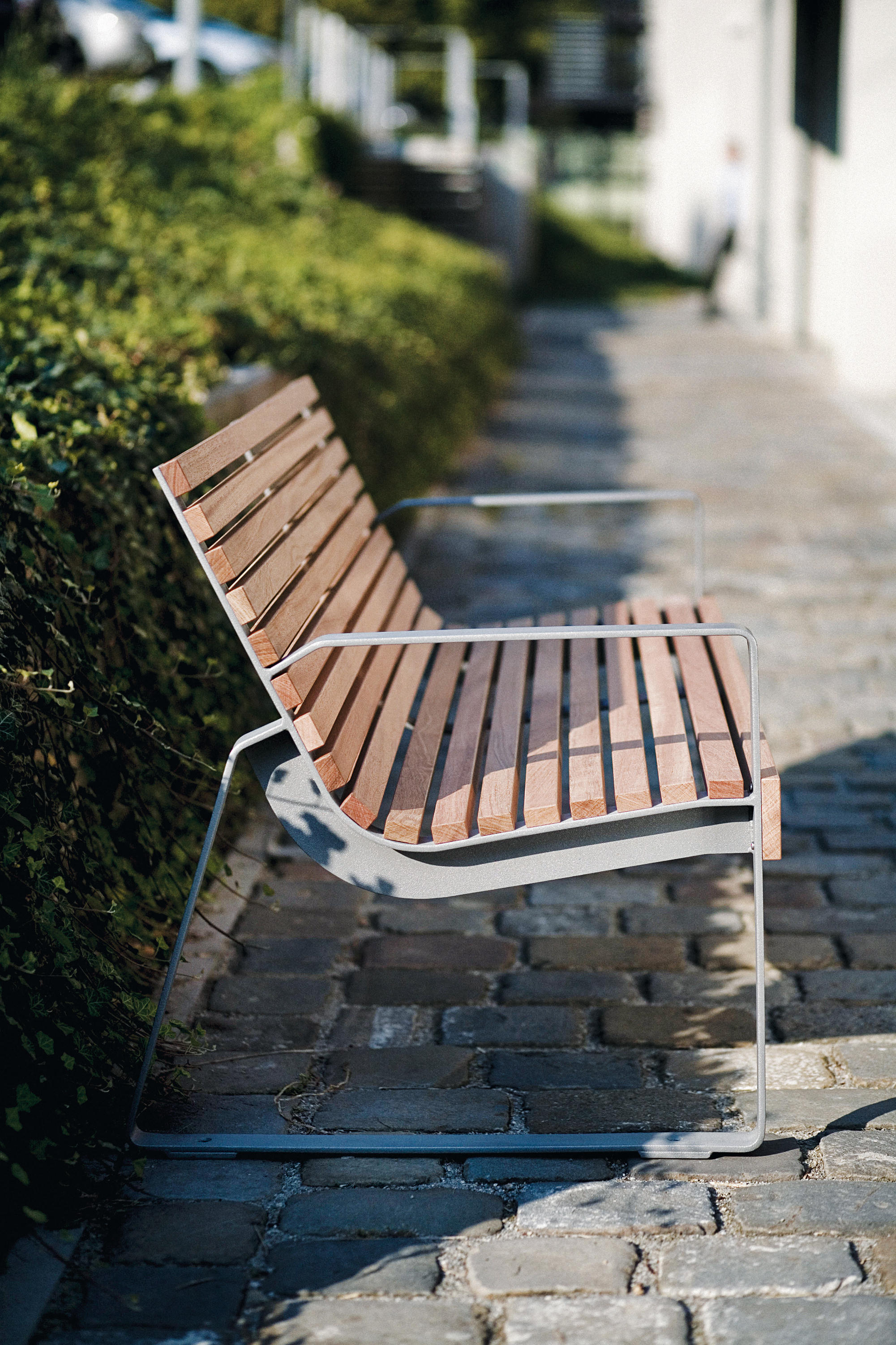 Preva Urbana Park Bench Exterior Benches From Mmcit 233