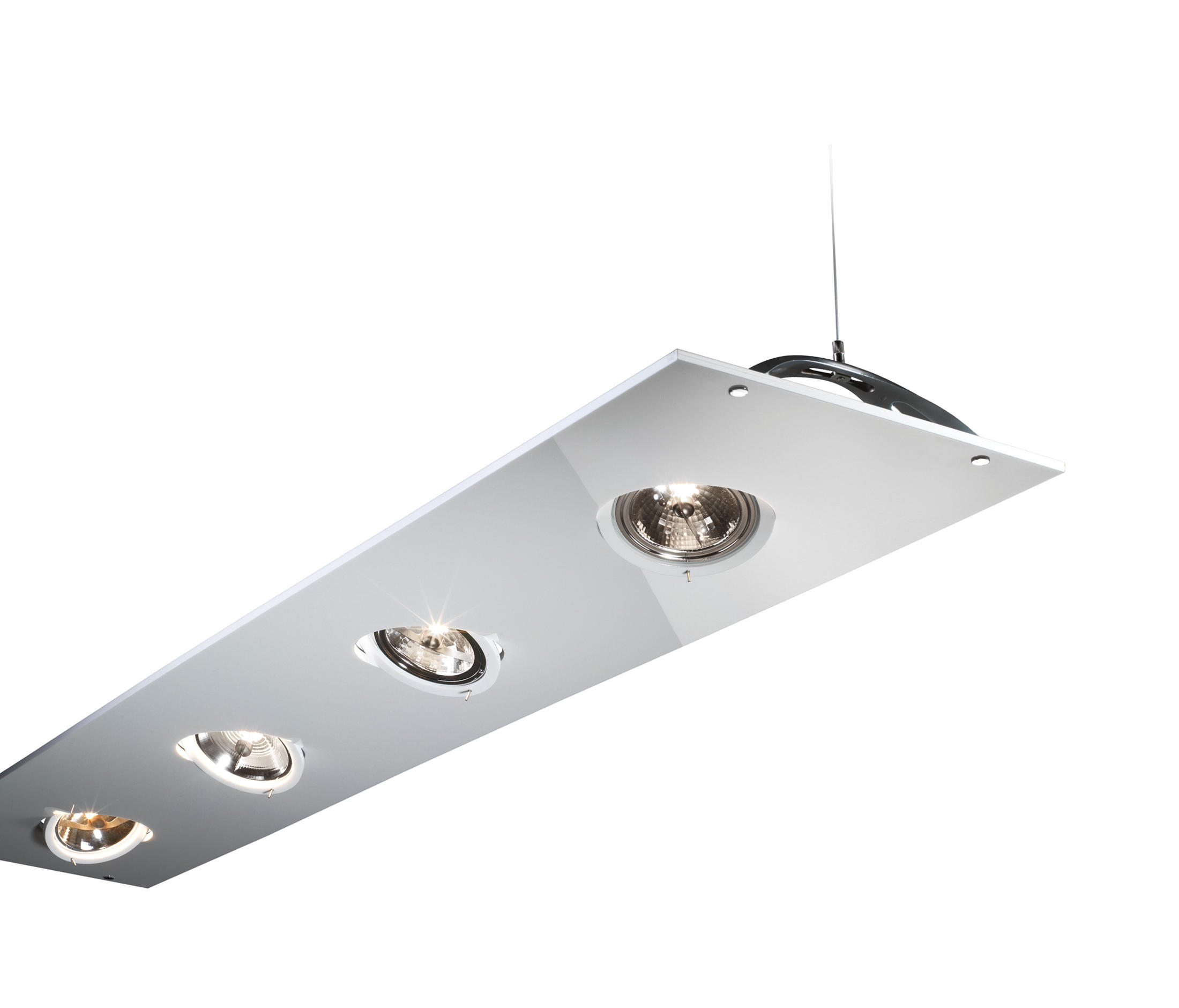 Sherazade Lighting System Suspended Lights From Targetti