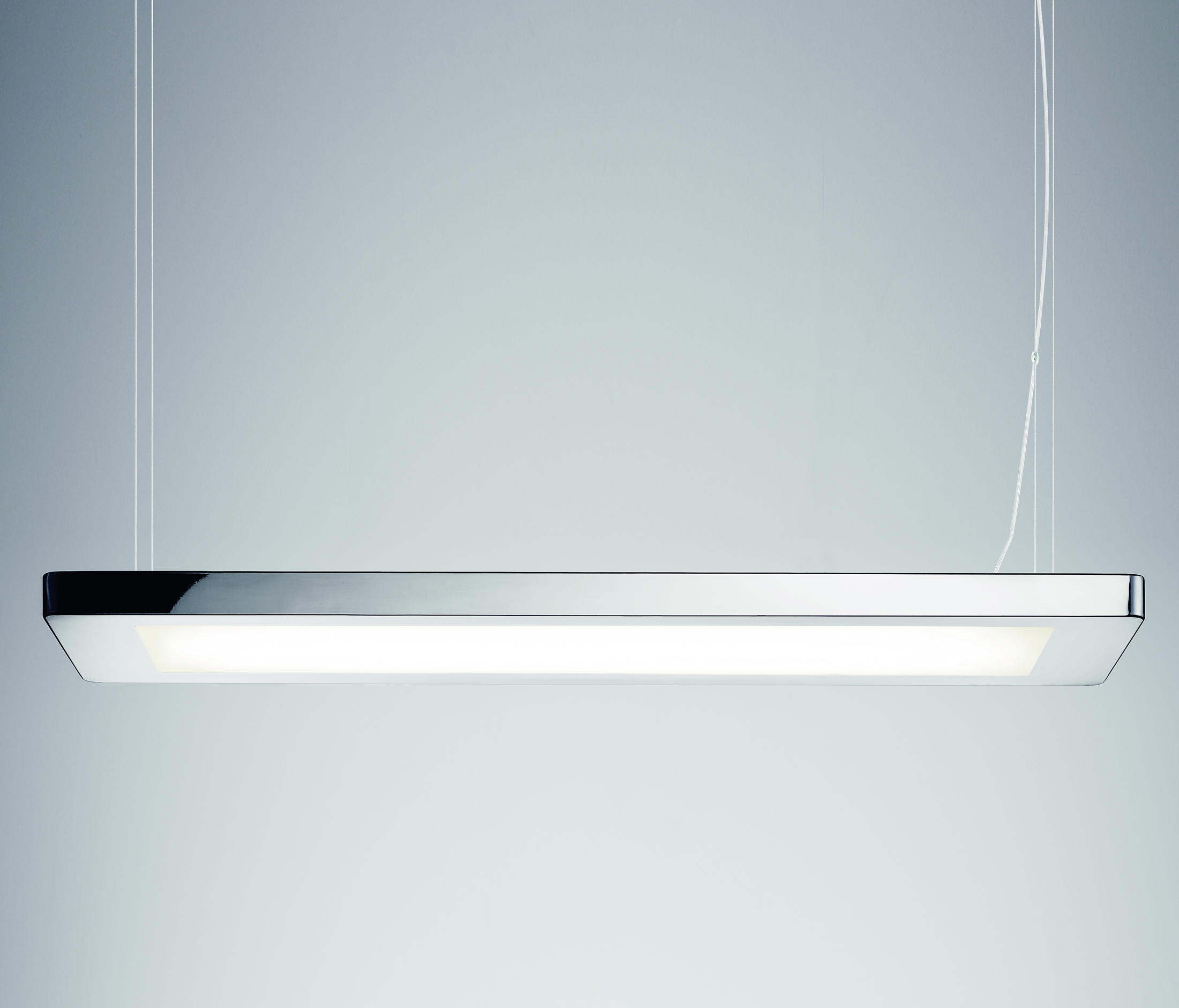 Steel Suspension Suspended Lights From Targetti Architonic