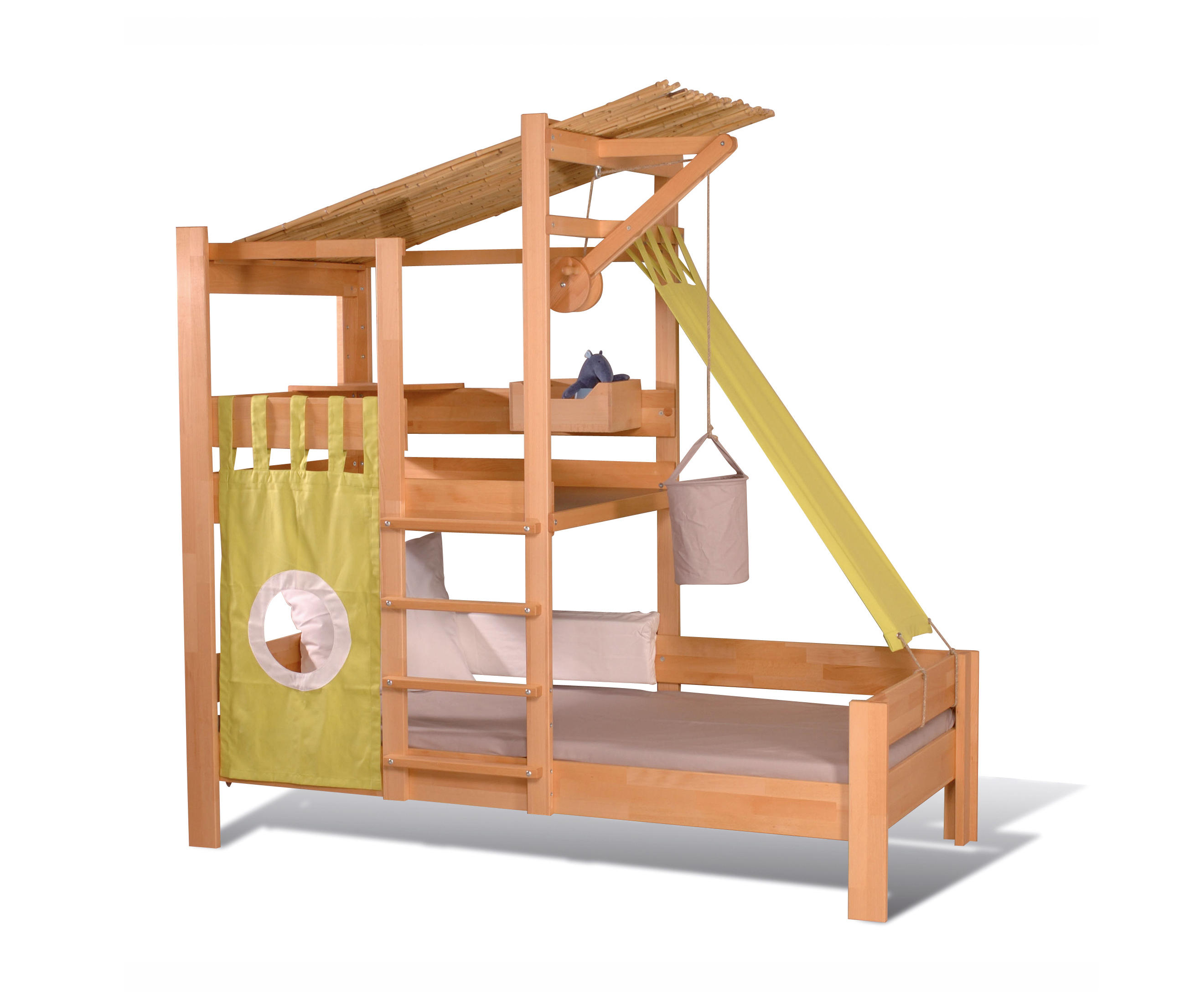 De Breuyn treehouse bed children s beds from de breuyn architonic