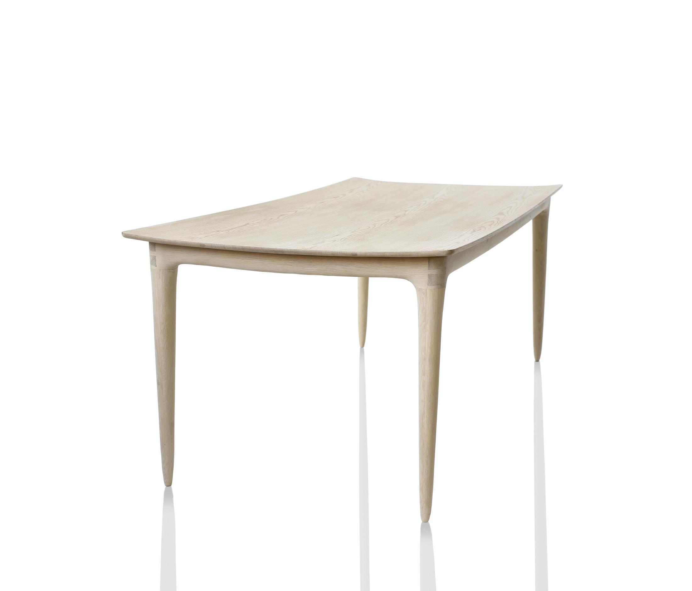 Curved Table Tavoli Da Pranzo Di ASK EMIL Architonic #533B21 2200 1880 Produttori Di Tavoli Da Pranzo