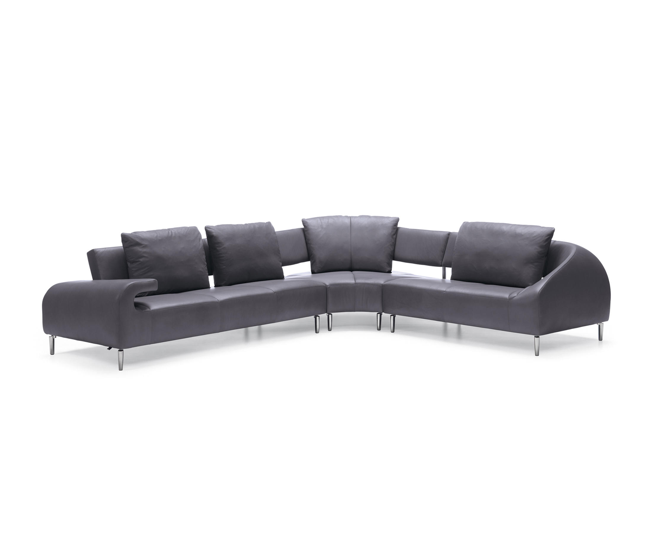 vol de reve corner sofa sofas from leolux architonic. Black Bedroom Furniture Sets. Home Design Ideas