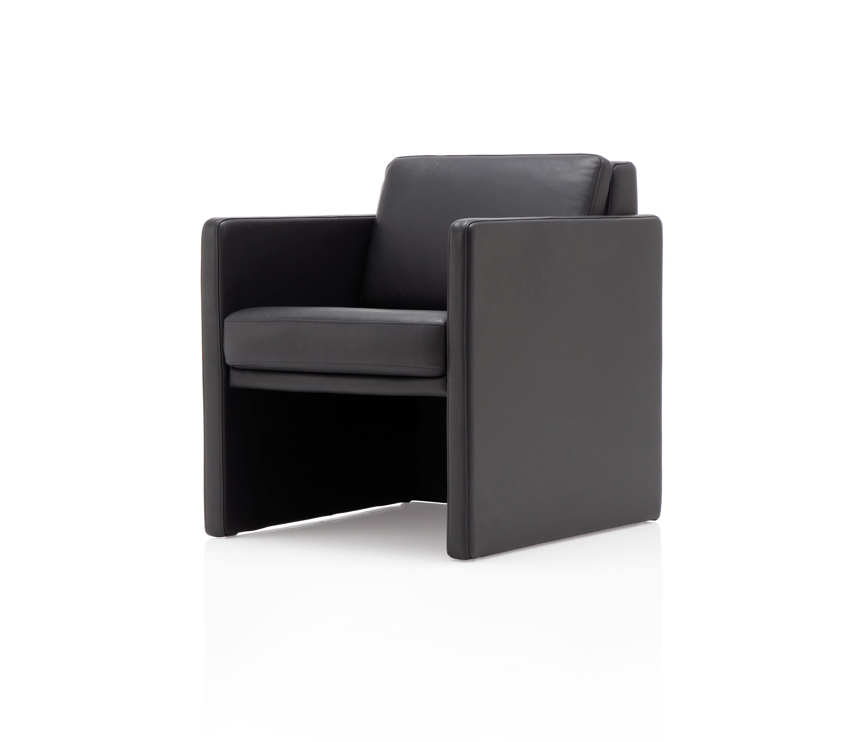 rolf benz ego loungesessel von rolf benz architonic. Black Bedroom Furniture Sets. Home Design Ideas