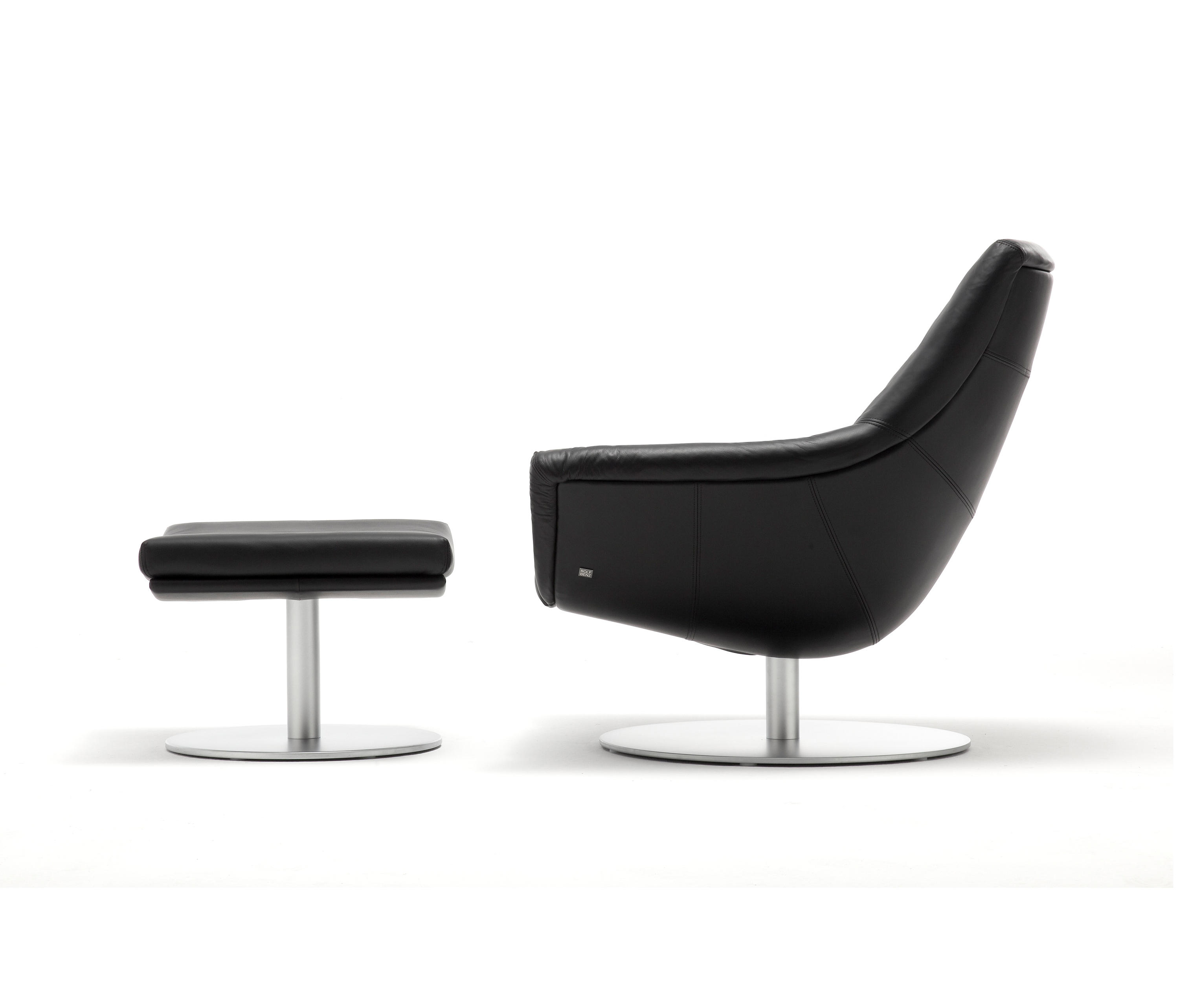 rolf benz 566 sillones lounge de rolf benz architonic. Black Bedroom Furniture Sets. Home Design Ideas