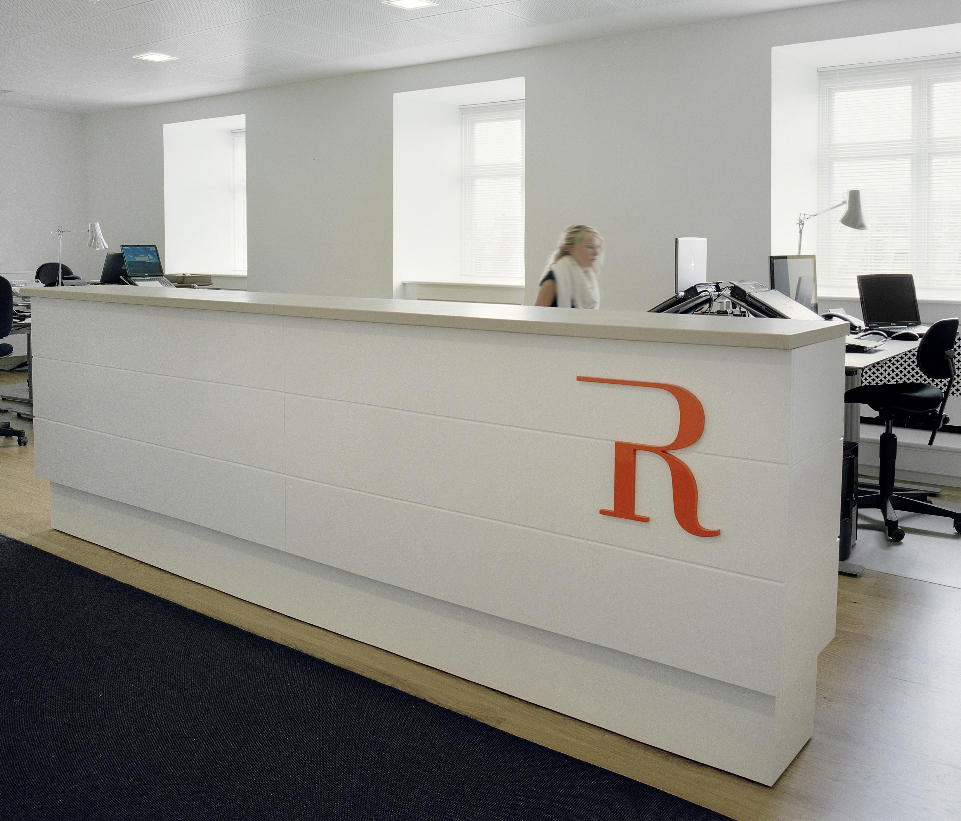 reception desk by reception desks - Reception Desks