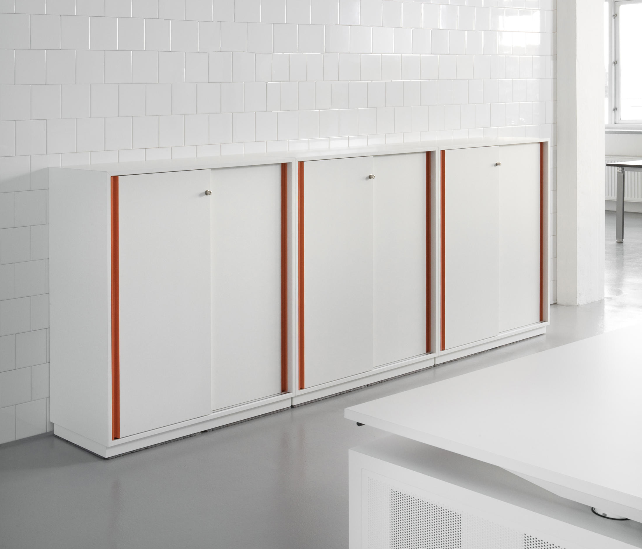 ... DO4500 Sliding Door Cabinet System By Designoffice | Cabinets ...
