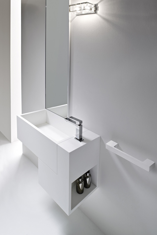 Handtuchhalter handtuchhalter von rexa design architonic - Portasalviette design ...