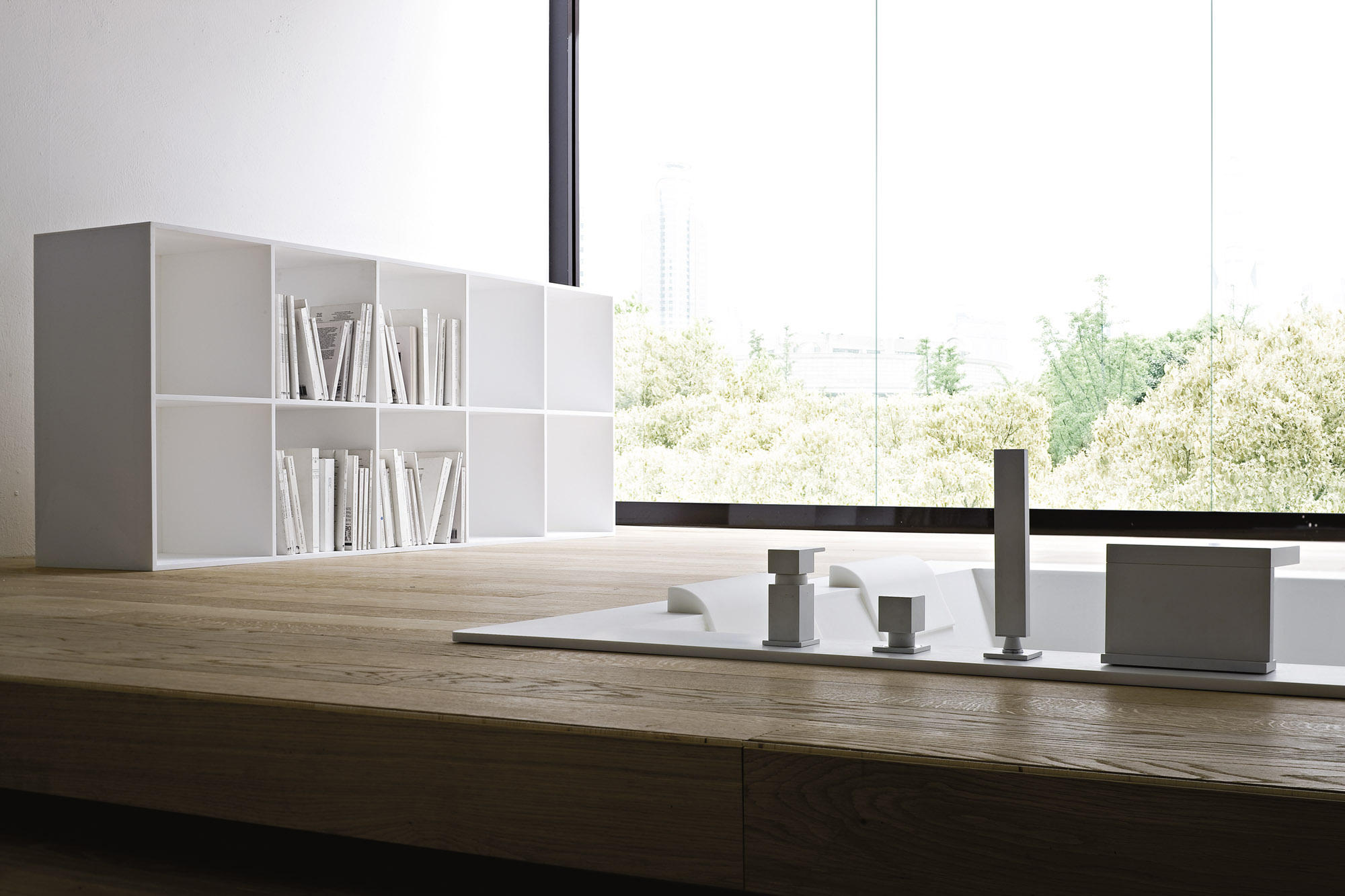 Unico maxi icasso vasche ad incasso rexa design architonic - Vasche da bagno ad incasso ...