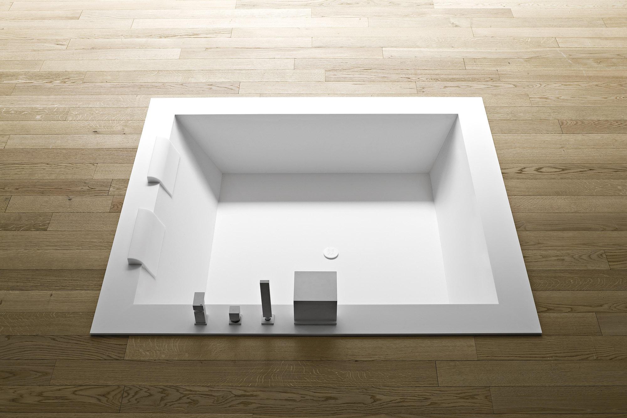 Unico maxi icasso vasche ad incasso rexa design architonic - Vasche da bagno a incasso ...