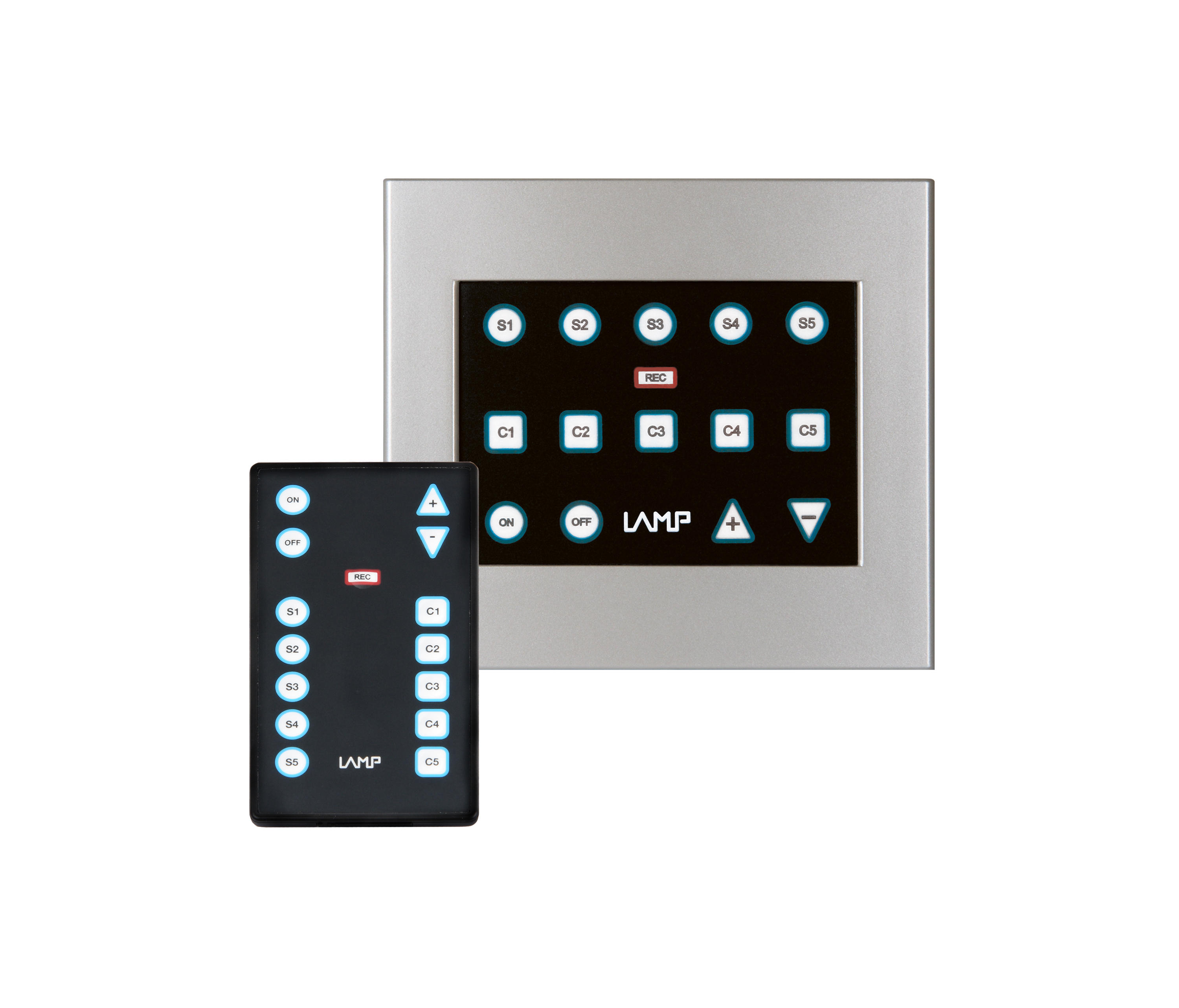 SCENING CONTROL AND REGULATION SYSTEMS - Lighting systems from Lamp ...