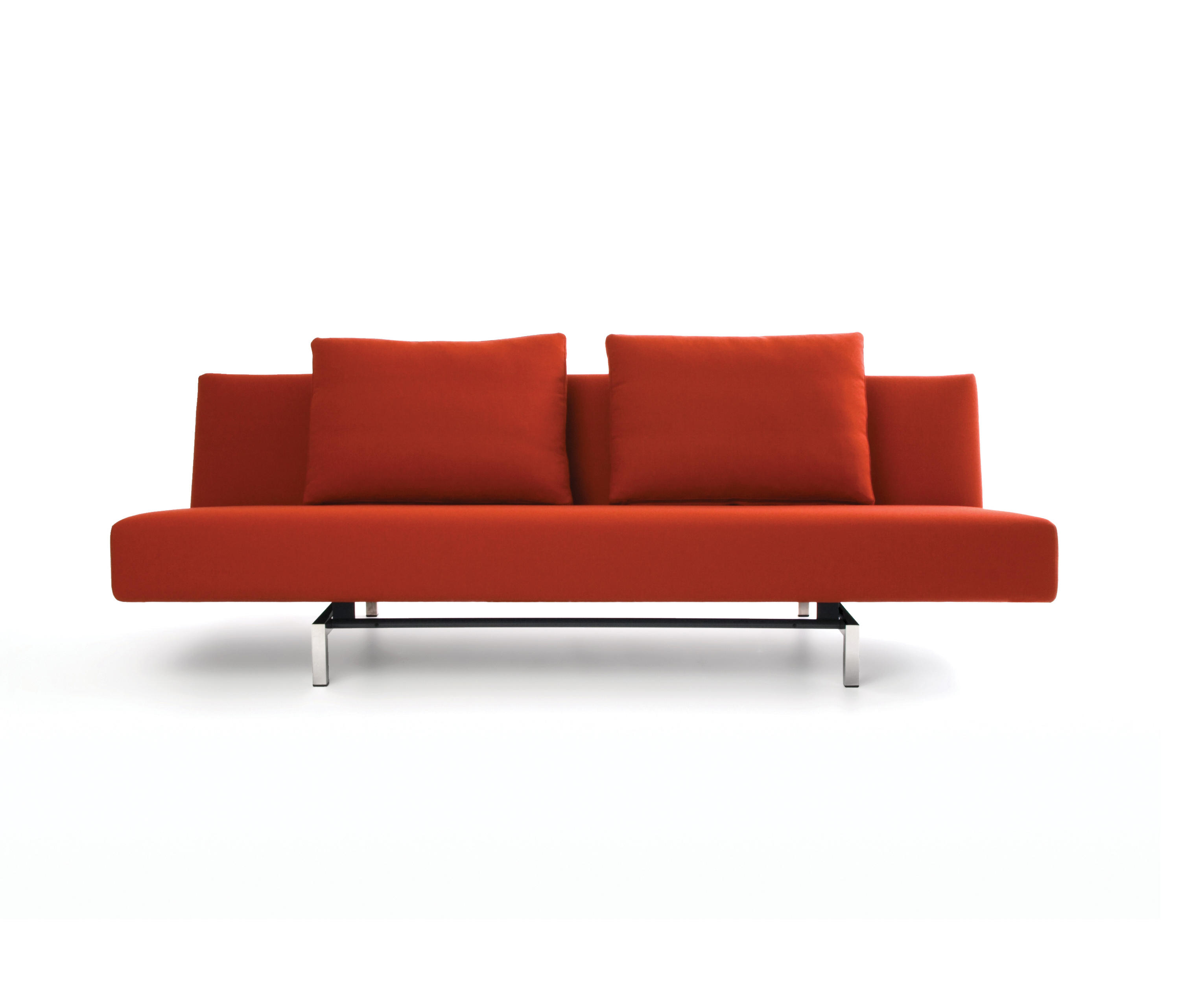 Sofa sitzhhe 50 cm brhl will exhibit at maison u objet in for Schlafcouch lattenrost