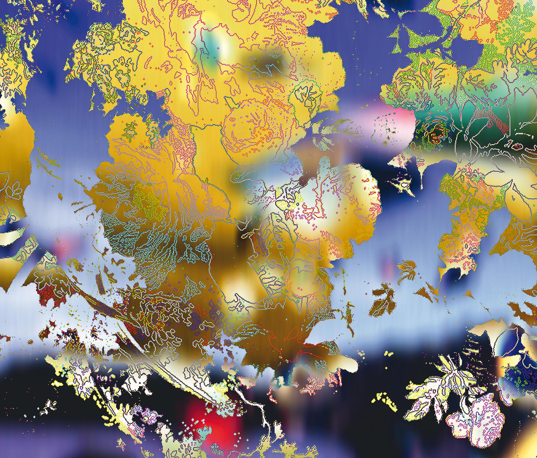 De blur collection 7 carta da parati carta da parati for Produttori carta da parati