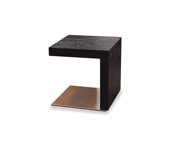 Toulouse Side Tables From Minotti Architonic