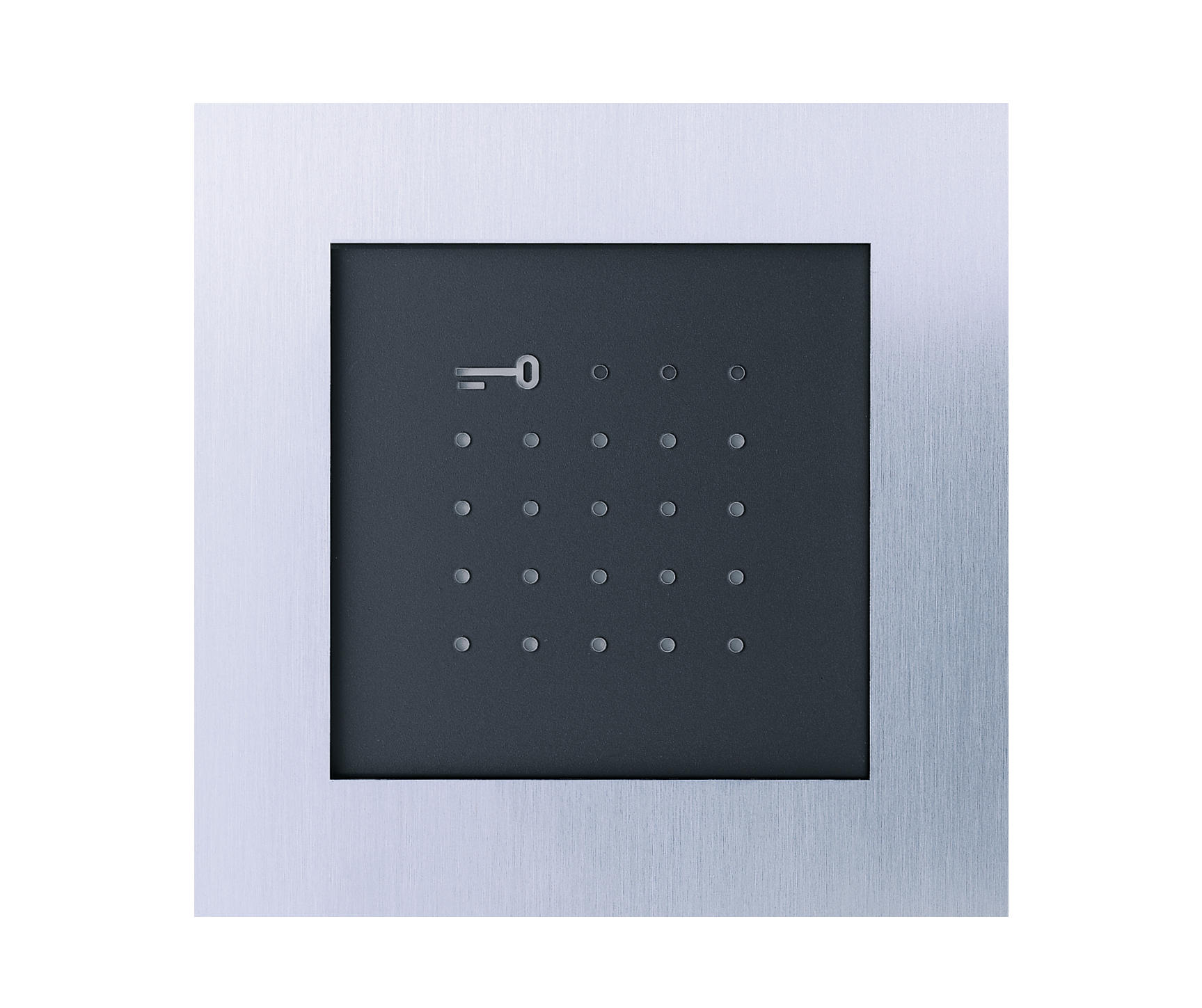 siedle steel electronic key leser electronic key von siedle architonic. Black Bedroom Furniture Sets. Home Design Ideas