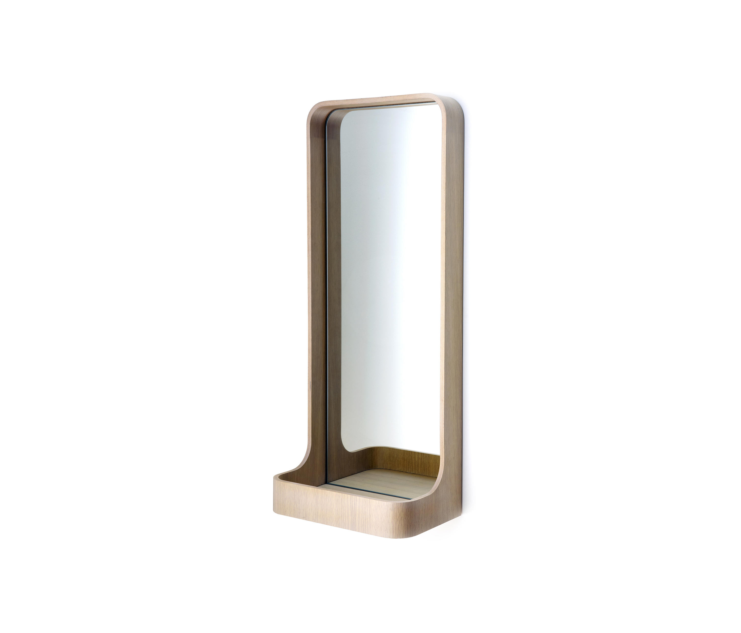 Loop Wall Mirror By Case Furniture Mirrors