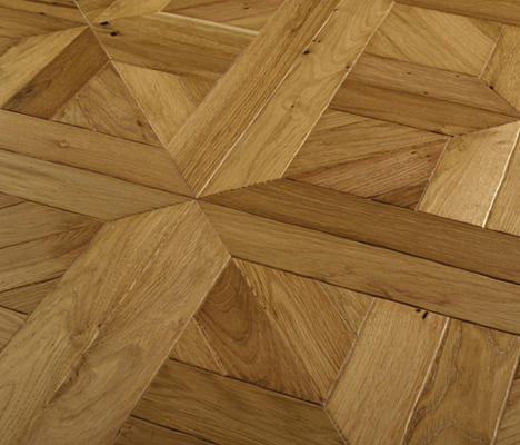 Classic Roble Luxor Cepillado Wood Flooring From