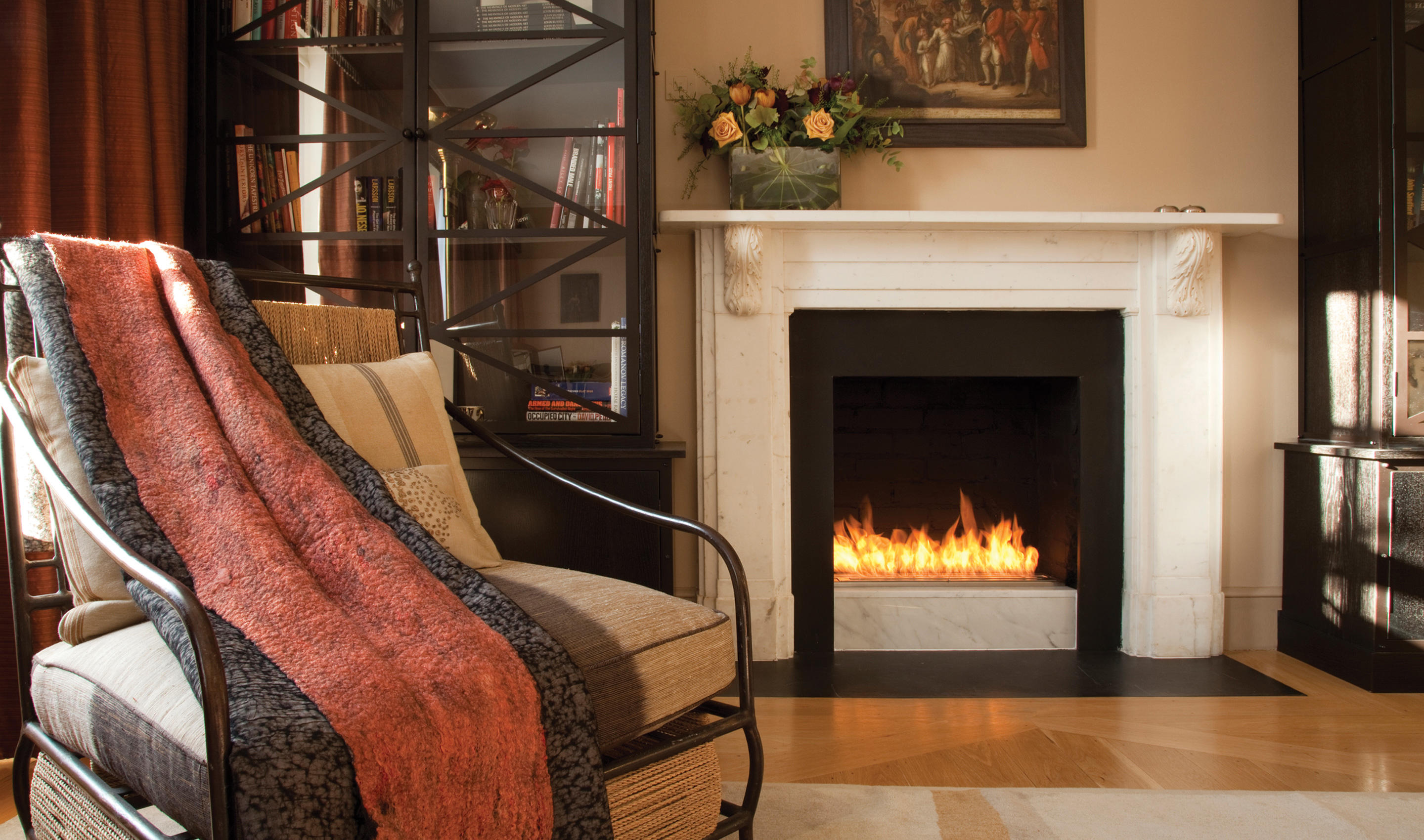 Xl700 Open Fireplaces From Ecosmart Fire Architonic