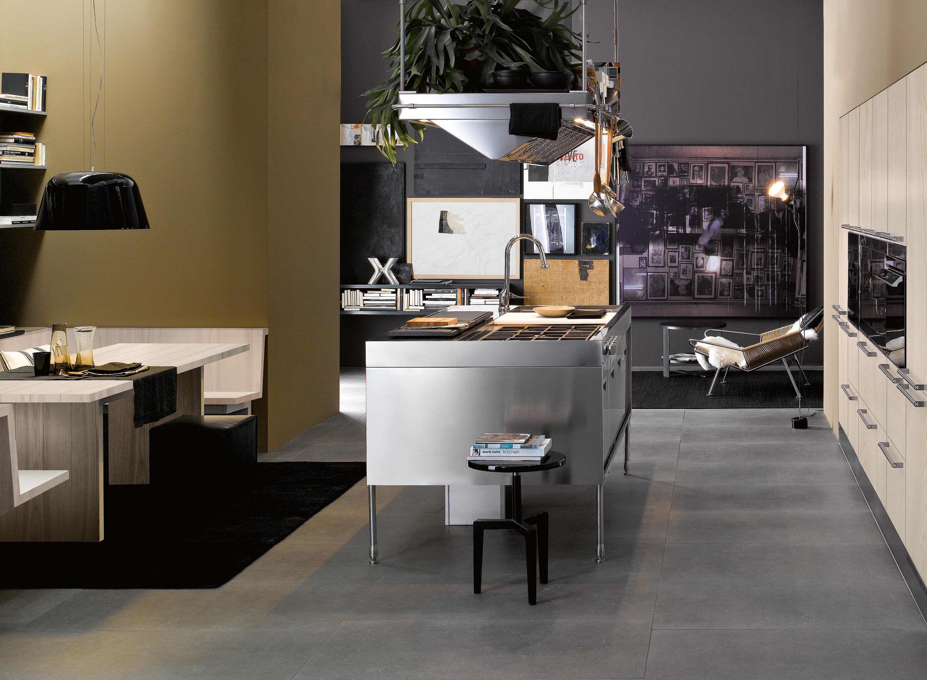 artusi ambiente 1 cuisines int gr es de arclinea architonic. Black Bedroom Furniture Sets. Home Design Ideas