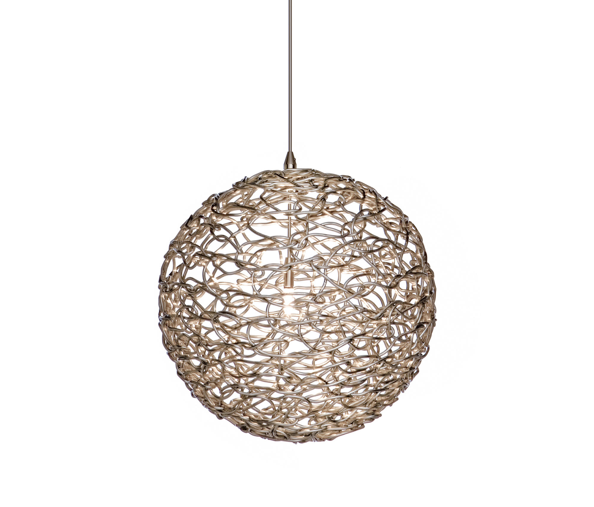 Ball Pendant Light 25 Suspended Lights From Harco Loor
