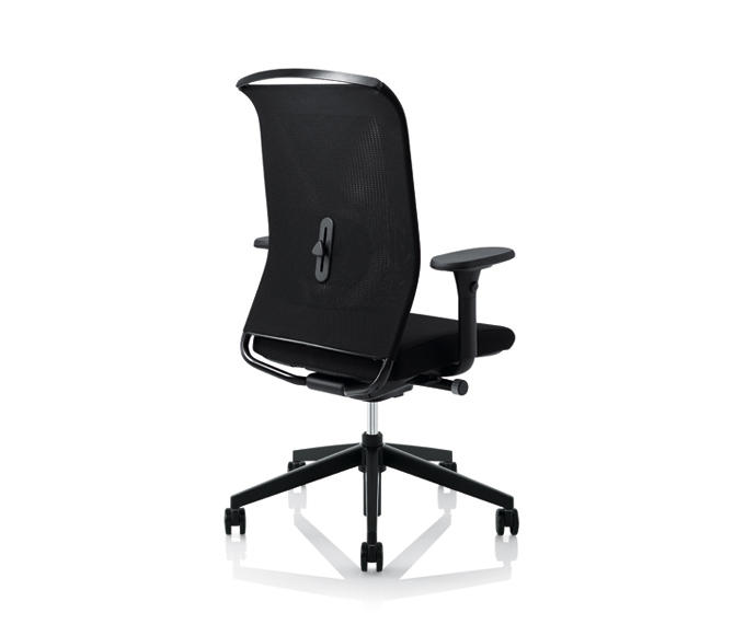 ... Conte   Net Swivel Chair By Züco   Office Chairs