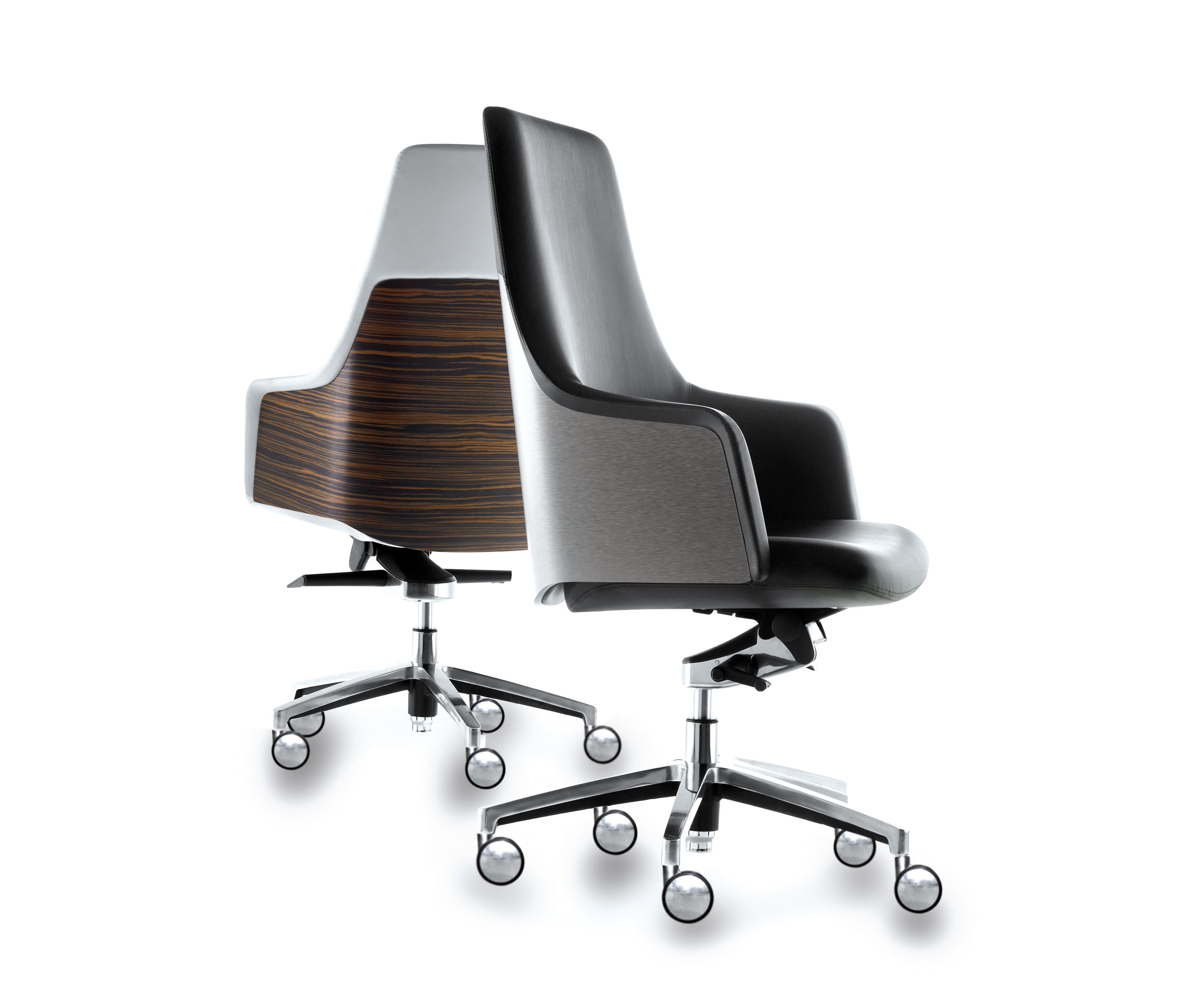 Modern Chairs Top 5 Luxury Fabric Brands Exhibiting At: CUORE - Office Chairs From Forma 5