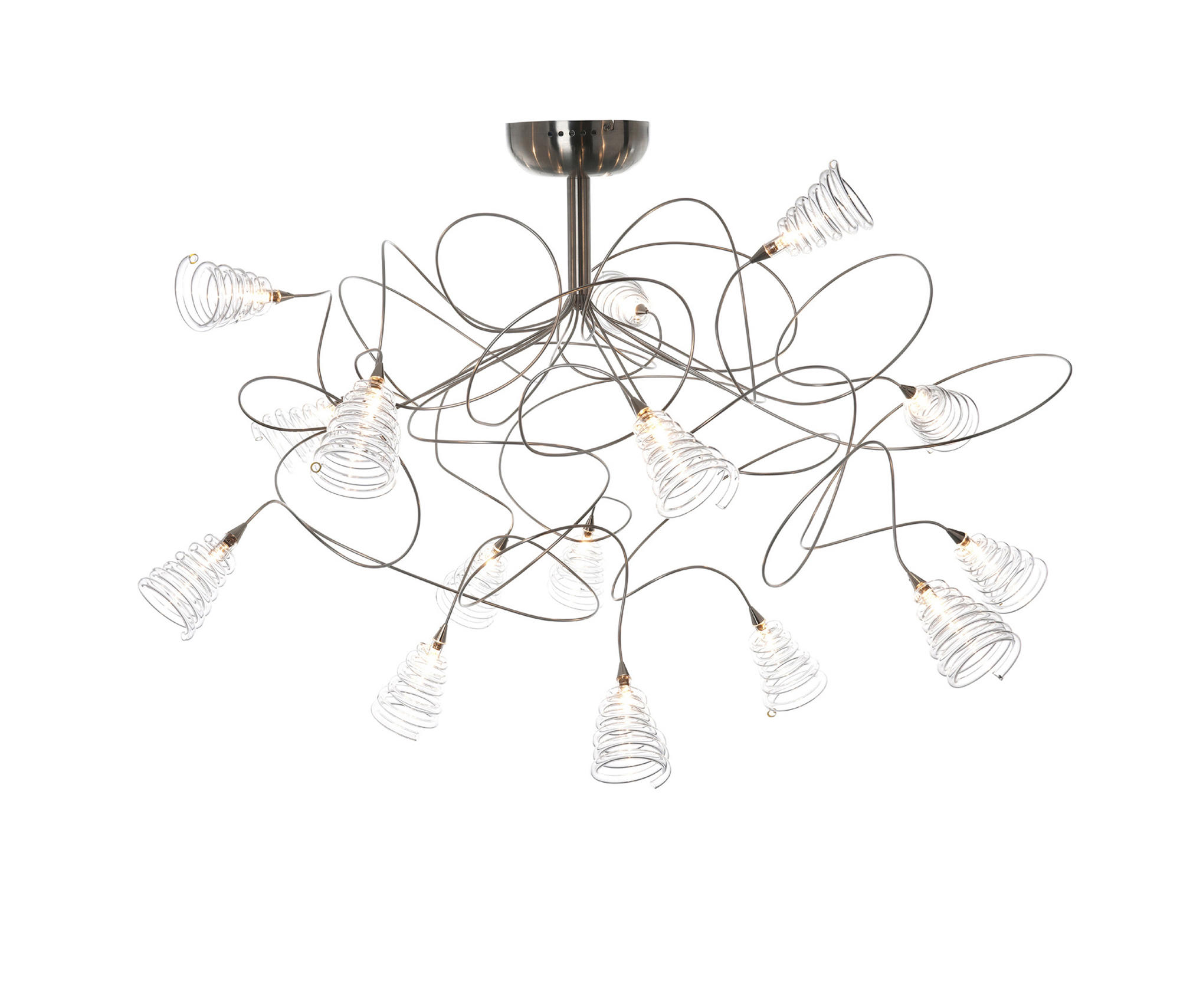 Spiral ceiling light 15 general lighting from harco loor architonic spiral ceiling light 15 by harco loor general lighting aloadofball Choice Image