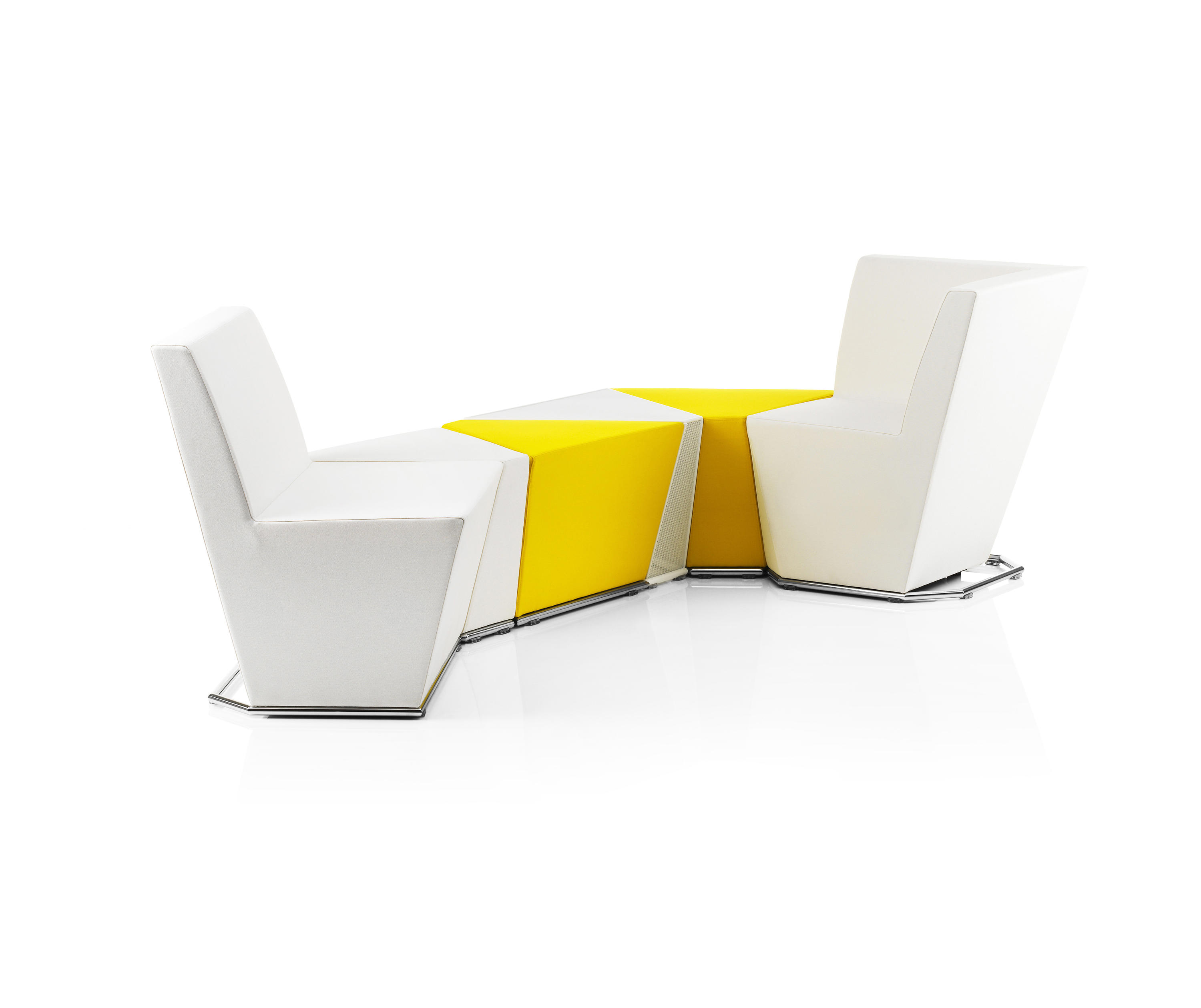 AREA Lounge sofas from Lammhults Architonic