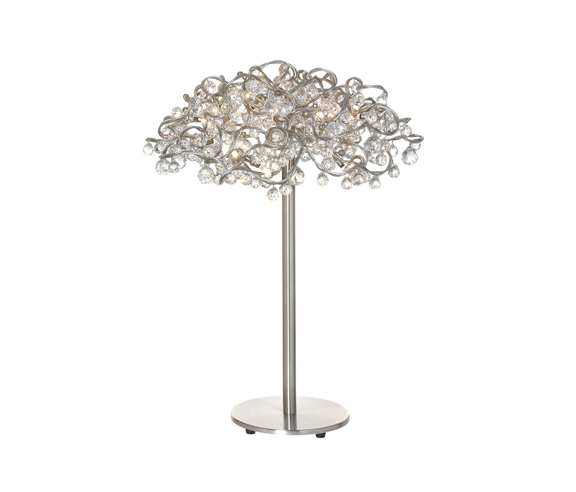 Tiara Diamond Table Lamp 12 By HARCO LOOR | General Lighting