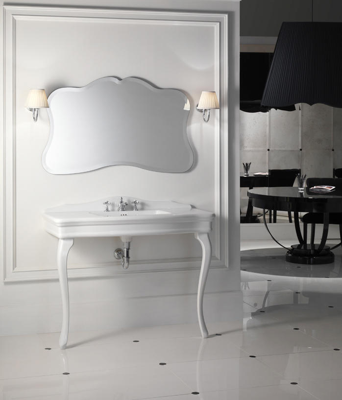 colette white interior wall mirrors from devon devon architonic. Black Bedroom Furniture Sets. Home Design Ideas