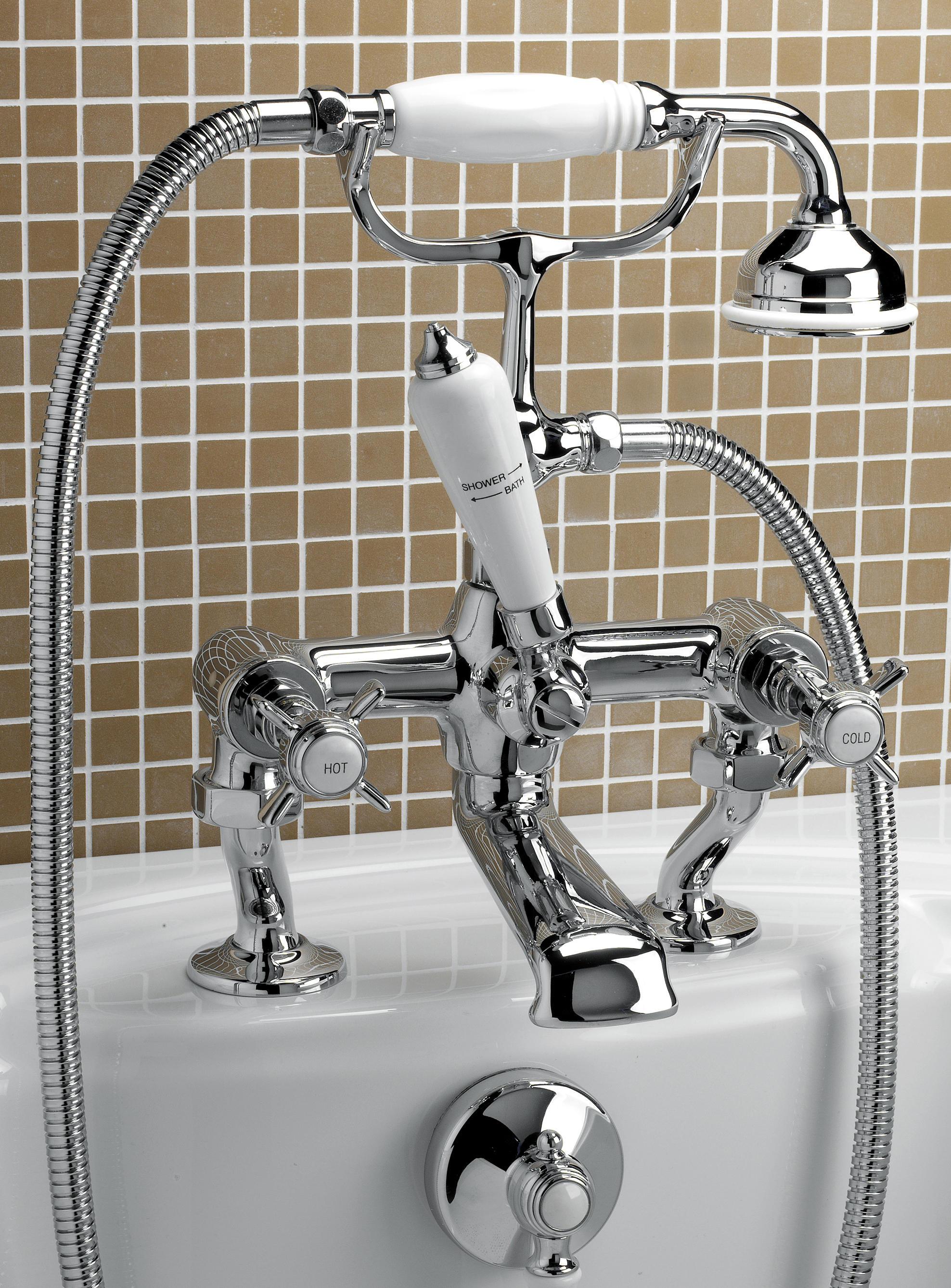 COVENTRY BATH & SHOWER MIXER - Bath taps from Devon&Devon | Architonic