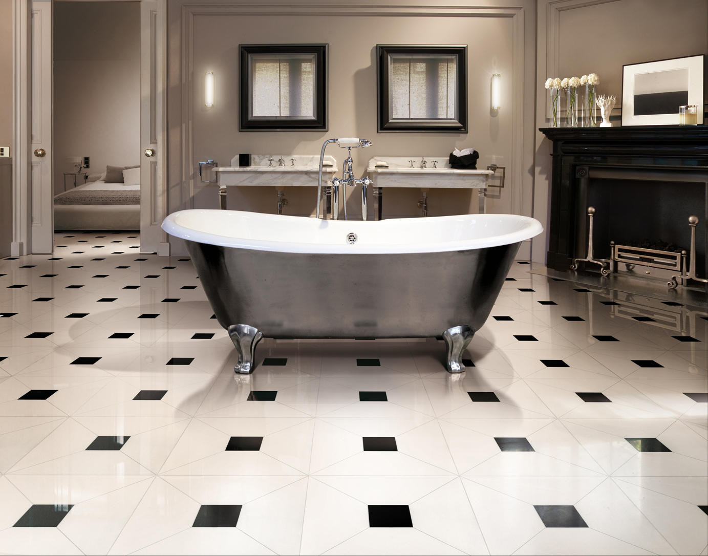 Piastrelle Devon E Devon.Atelier Diamond Flooring From Devon Devon Architonic