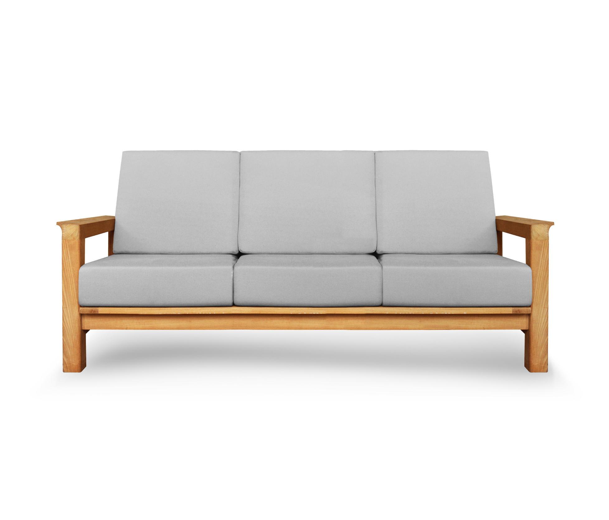 Sofas Frankfurt frankfurt 3 seater garden sofas from deesawat architonic