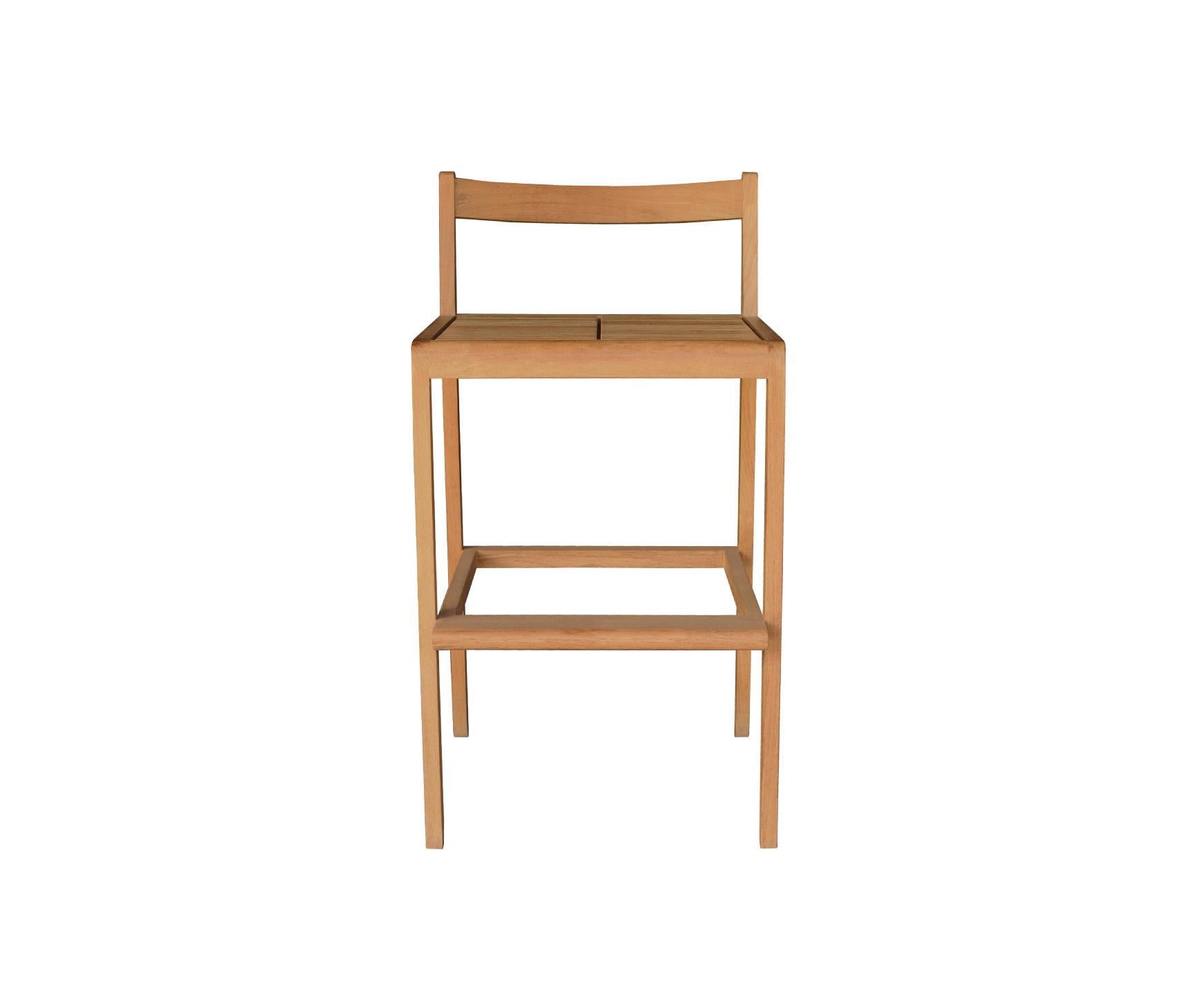 Saki bar stool garten barhocker von deesawat architonic for Barhocker garten