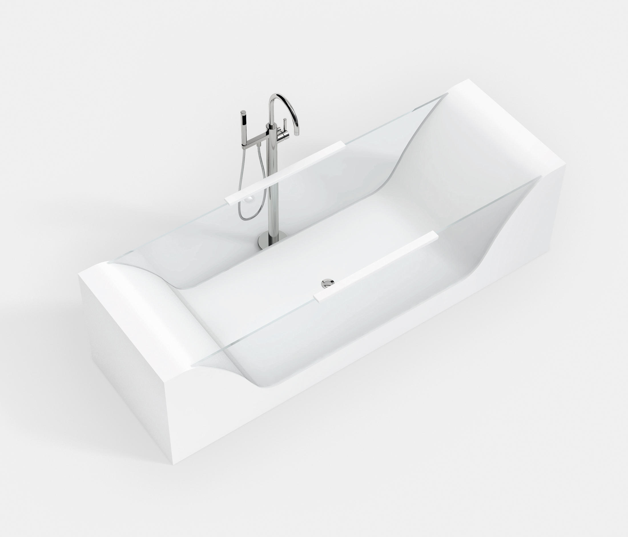 STANDARD BATHTUBS BW-GLAS - Bathtubs from Hasenkopf | Architonic