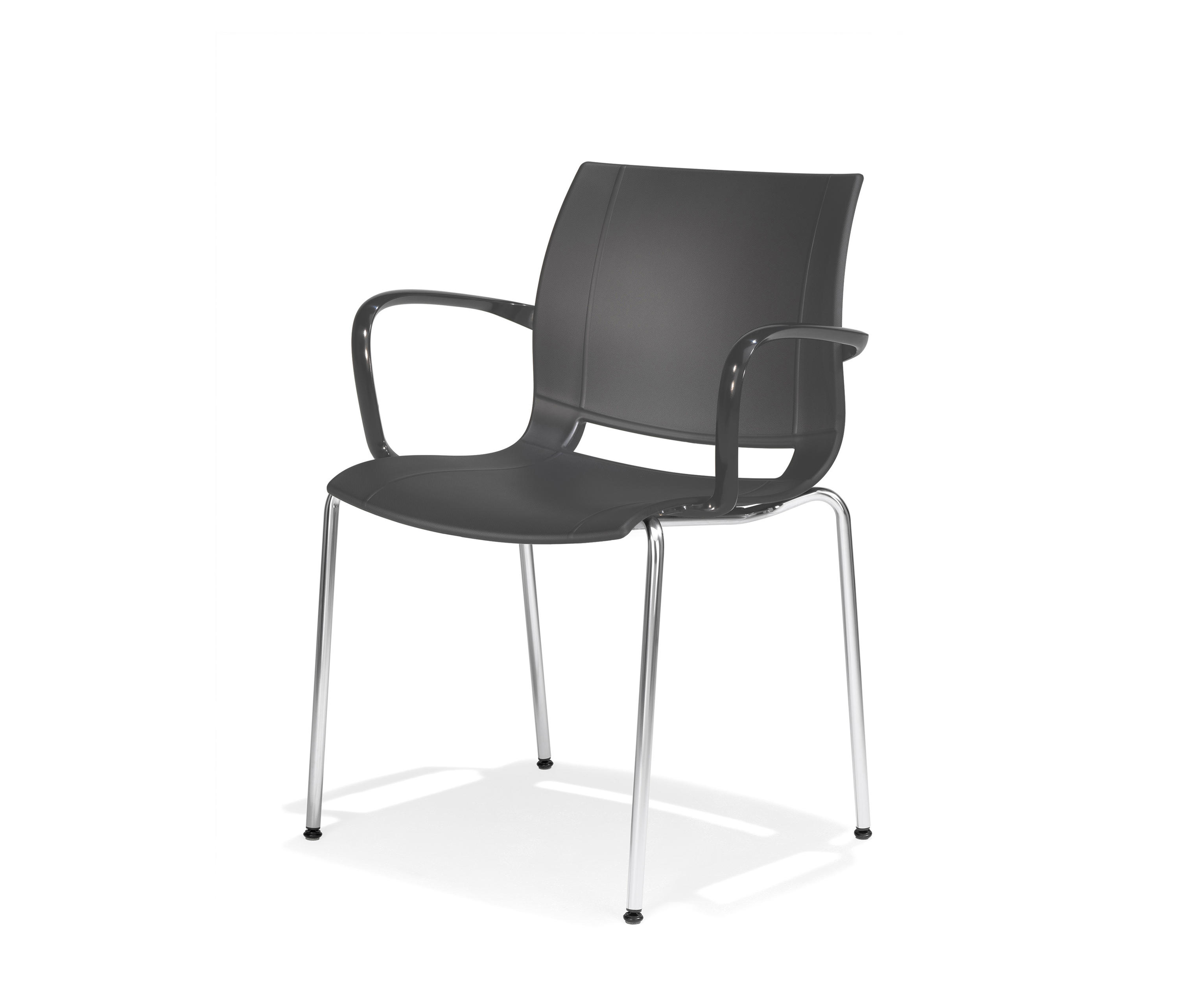 2000/4 UNI_VERSO - Visitors chairs / Side chairs from Kusch+Co ...
