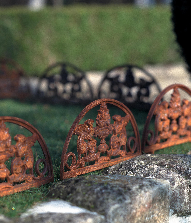 Bordurette bordes de jard n de tradewinds architonic Bordurette de jardin
