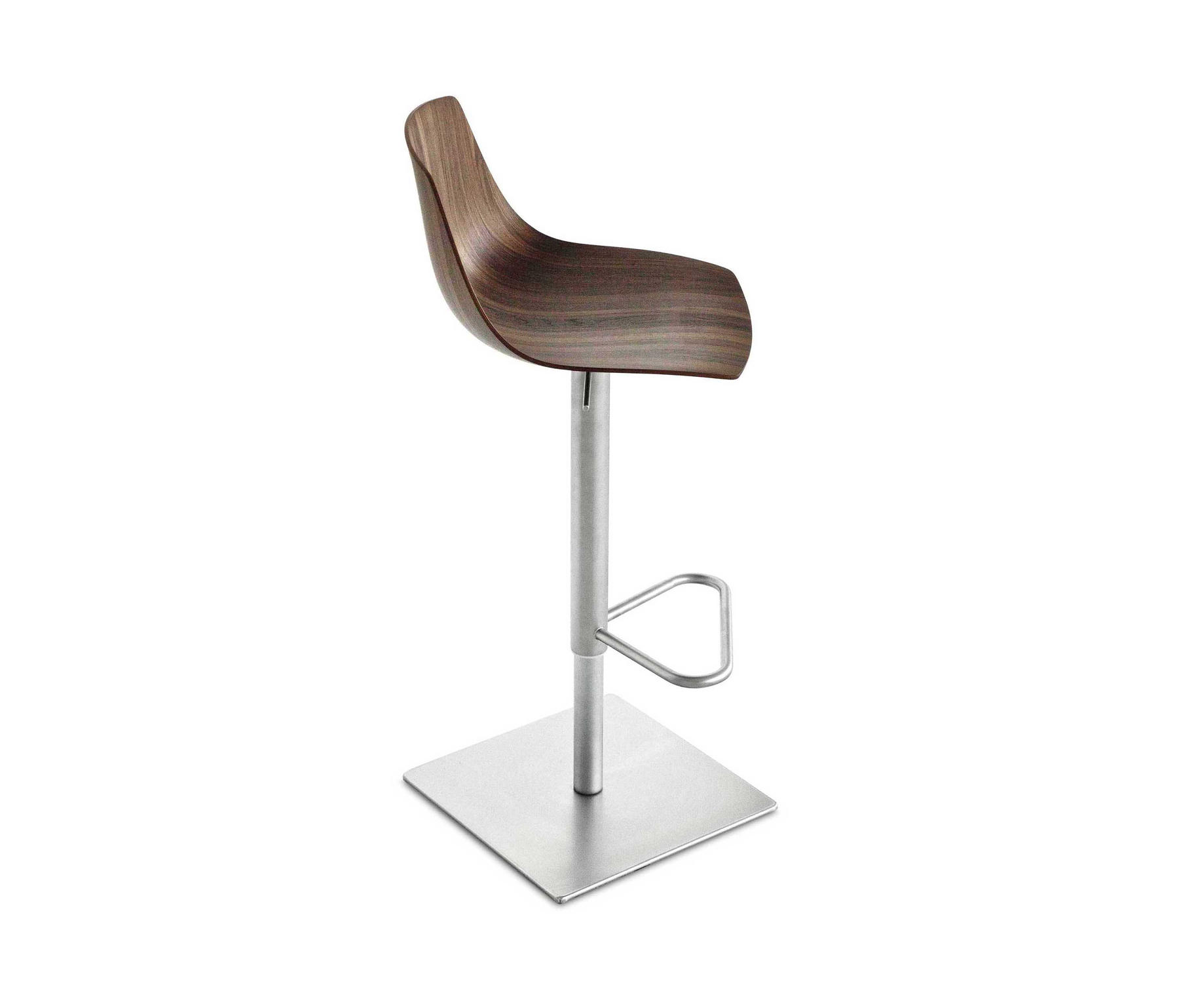 Miunn tabourets de bar de lapalma architonic for Barhocker nussbaum
