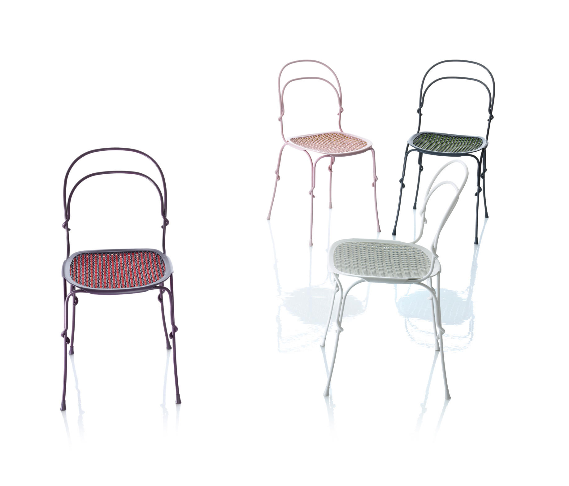 Vigna chair chairs from magis architonic for Magis stuhl